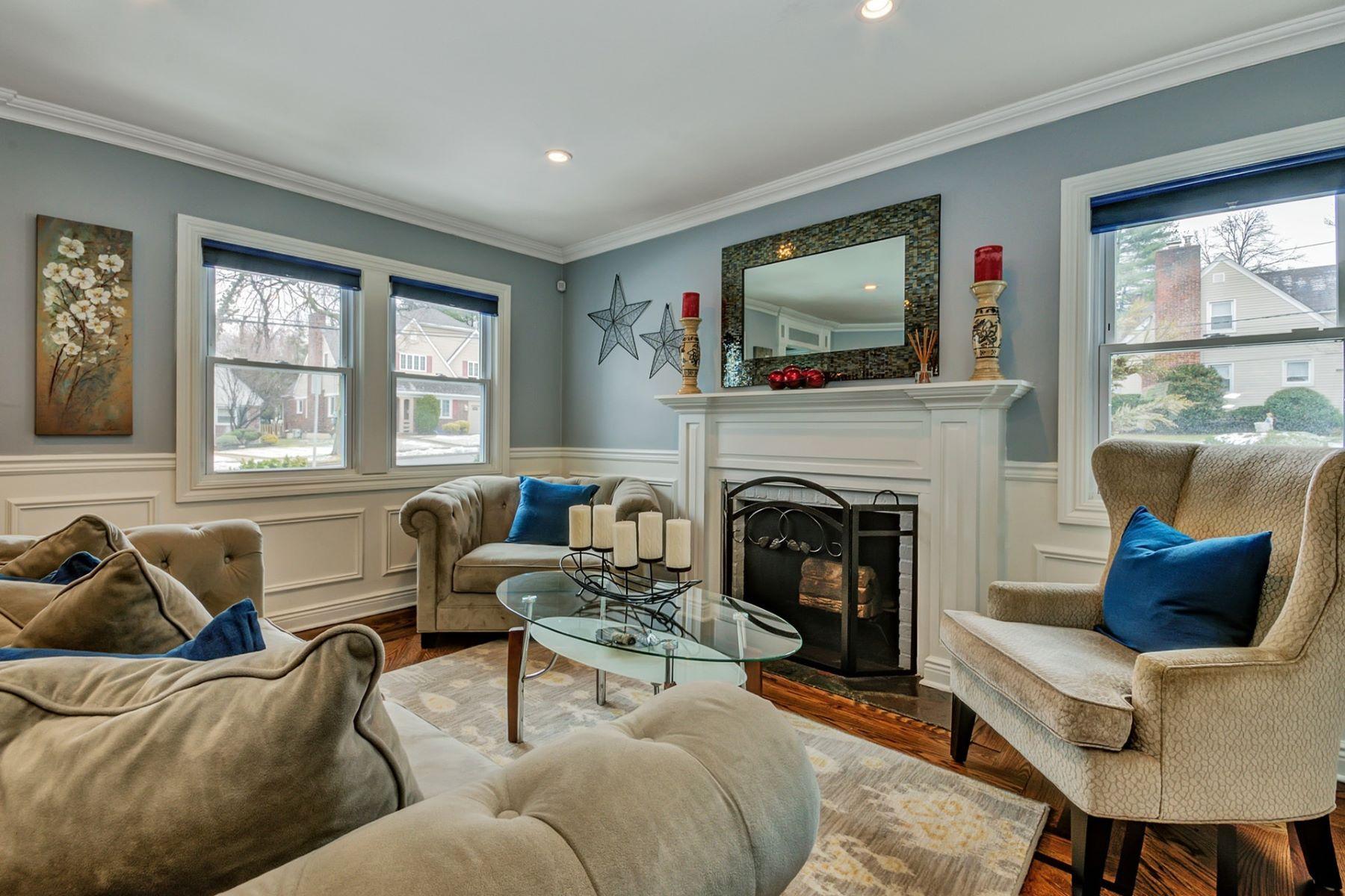 Eensgezinswoning voor Verkoop een t Teaneck Cape 692 Cornwall Ave Teaneck, New Jersey 07666 Verenigde Staten
