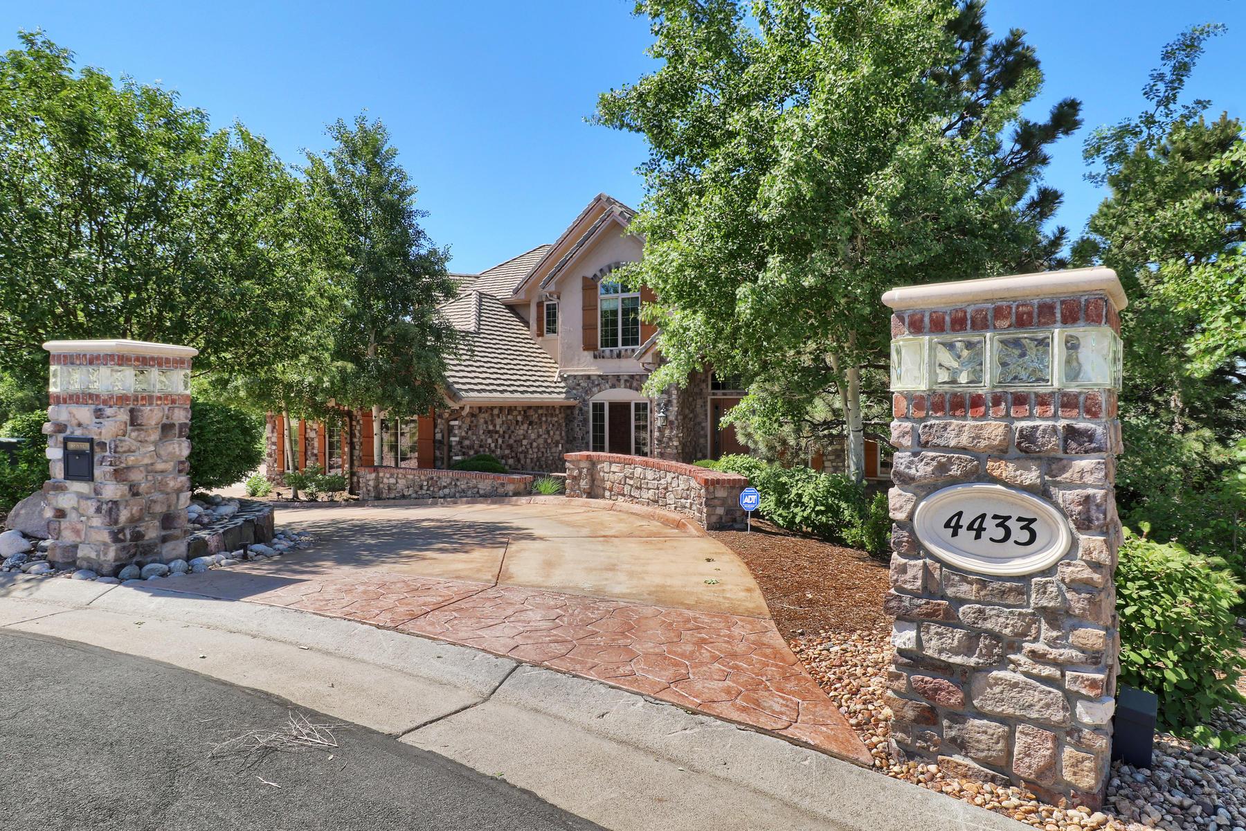 Single Family Homes por un Venta en Castle Rock, Colorado 80104 Estados Unidos