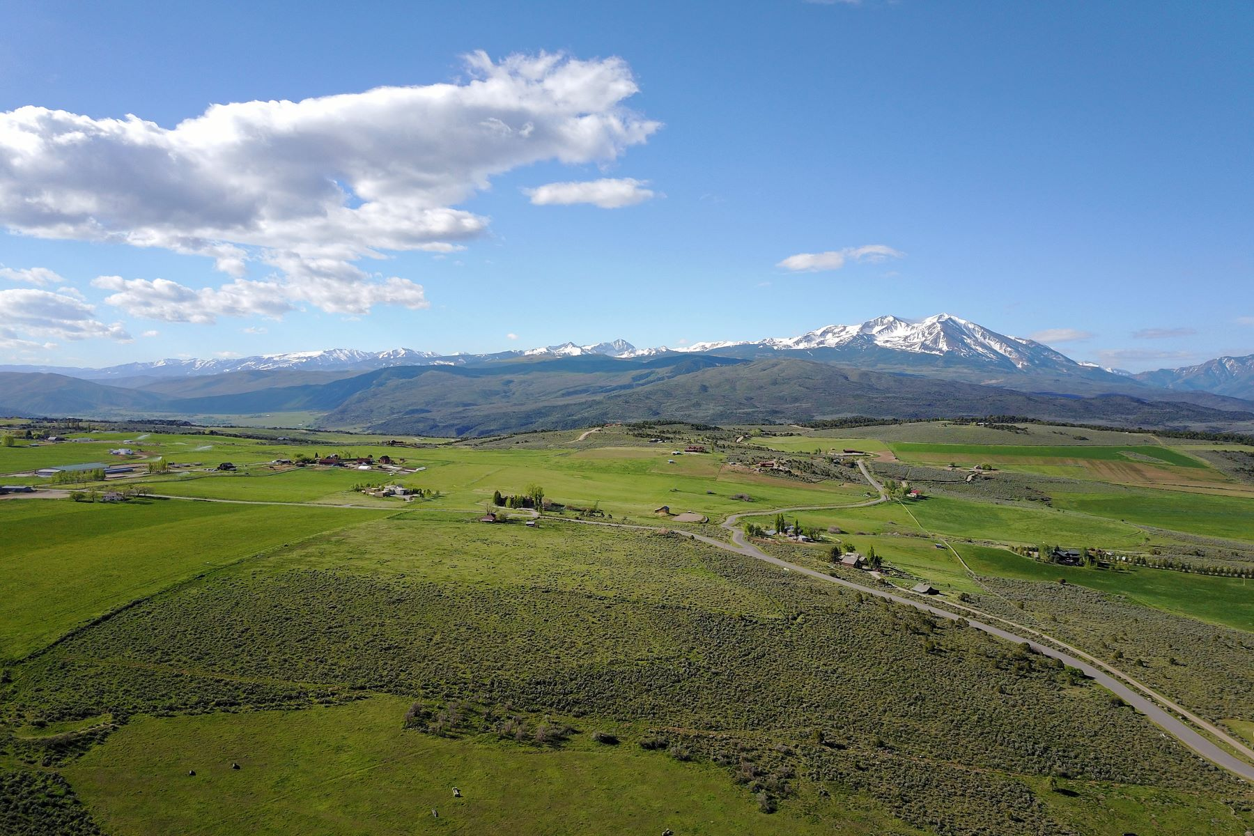 Land for Sale at Hunt Ranch Land 839 County Road 102 Carbondale, Colorado, 81623 United States
