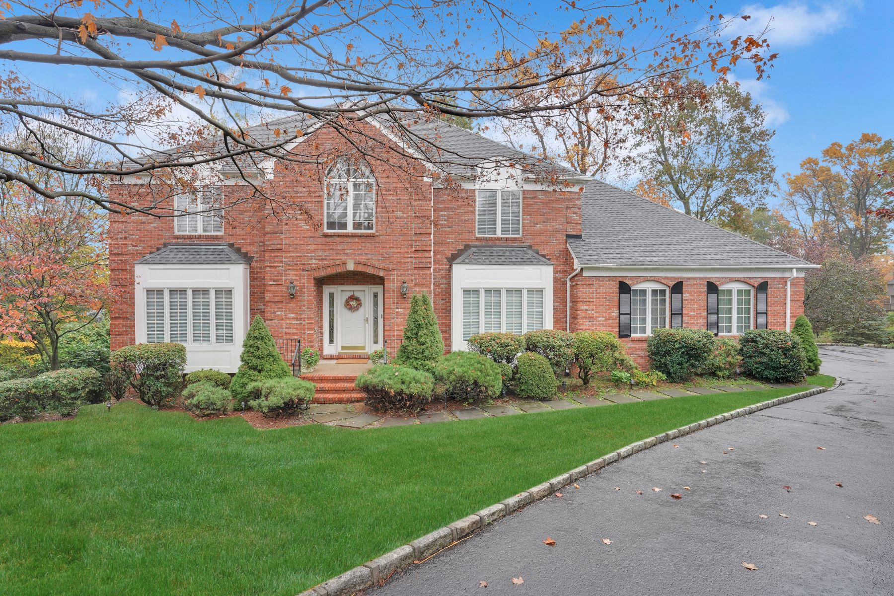 Single Family Homes for Active at Amazing Views 3 Tree Top Terrace Morris Township, New Jersey 07960 United States