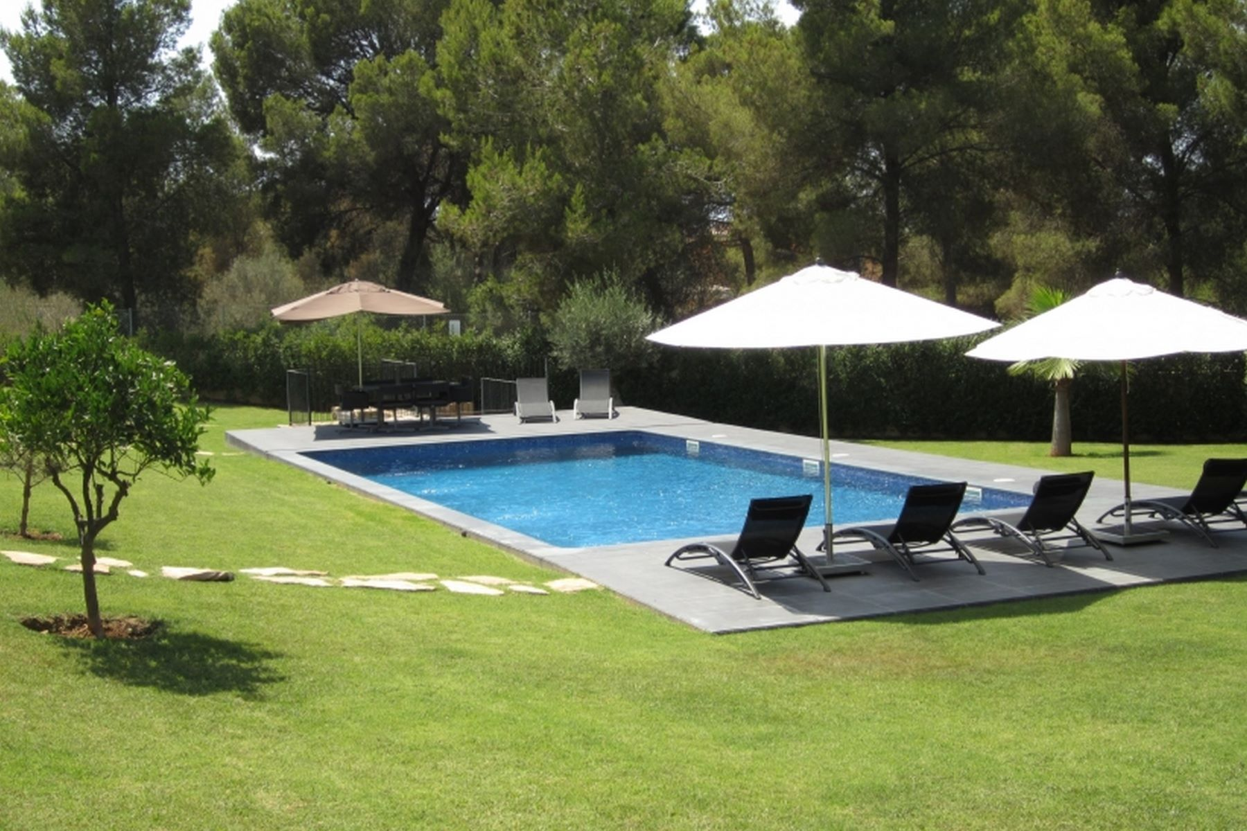 Single Family Home for Sale at Impressive southeast facing villa in Santa Ponsa Nova Santa Ponsa, Mallorca Spain