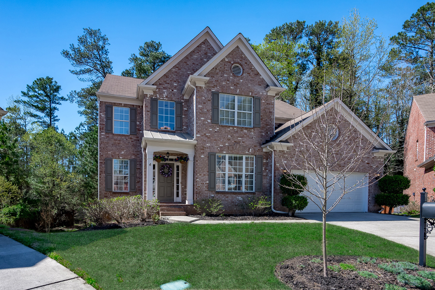 Single Family Homes for Sale at Sought after Peachtree Corners! 4146 Kingsley Park Court Peachtree Corners, Georgia 30096 United States