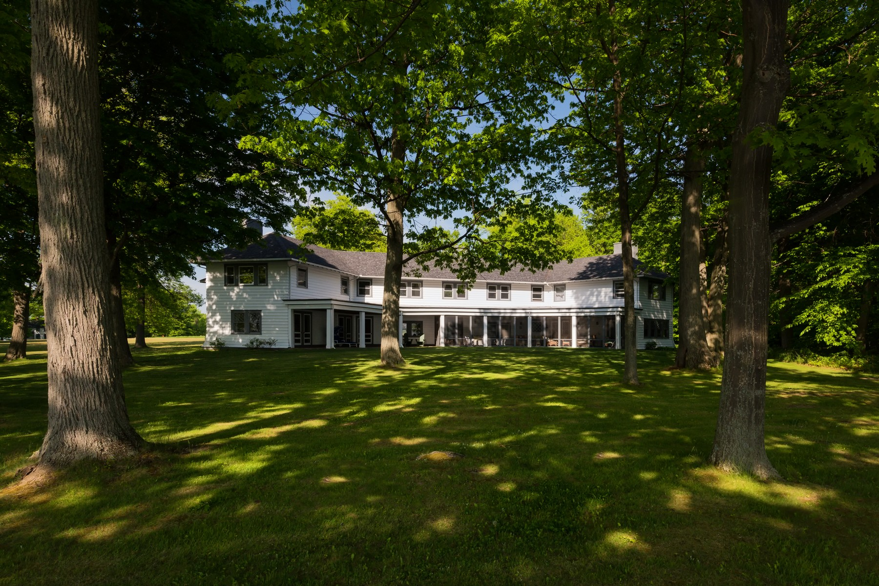 Single Family Homes for Sale at Mid River Estate 10693 Grindstone Clayton, New York 13624 United States