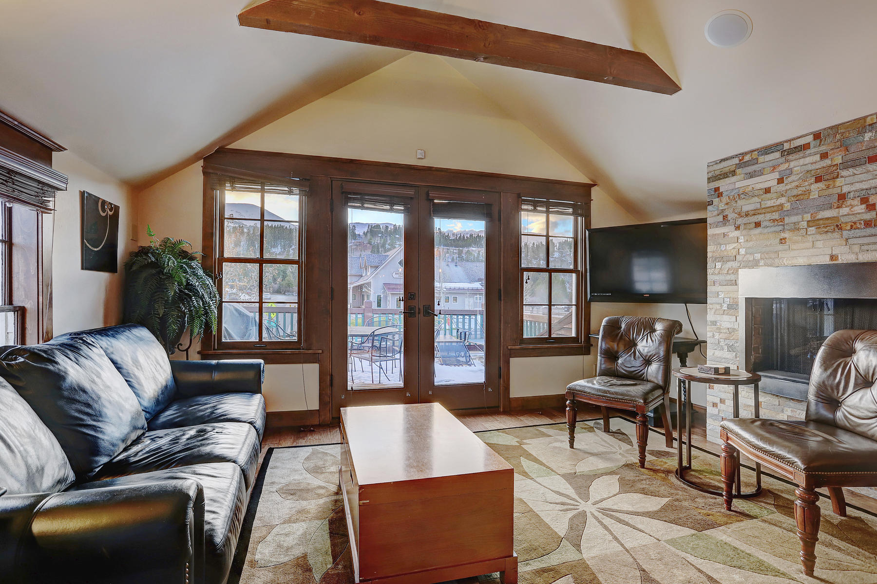 Single Family Homes for Sale at The Gondola House 301 N Main Street Breckenridge, Colorado 80424 United States