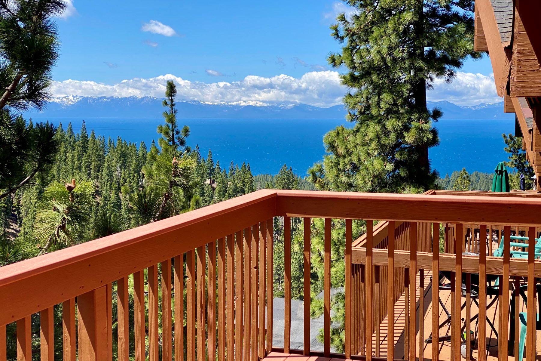 Lake & Ski View End Unit Condo 400 Fairview Blvd. #94 Incline Village, Nevada 89451 Estados Unidos