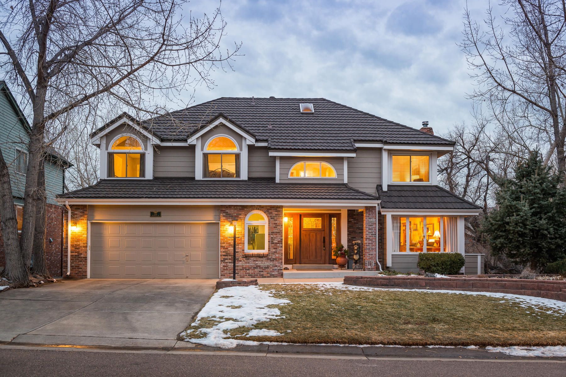 Single Family Home for Active at Beautifully Updated Home in the Valley that Backs Onto Open Space 126 Willowleaf Dr Littleton, Colorado 80127 United States