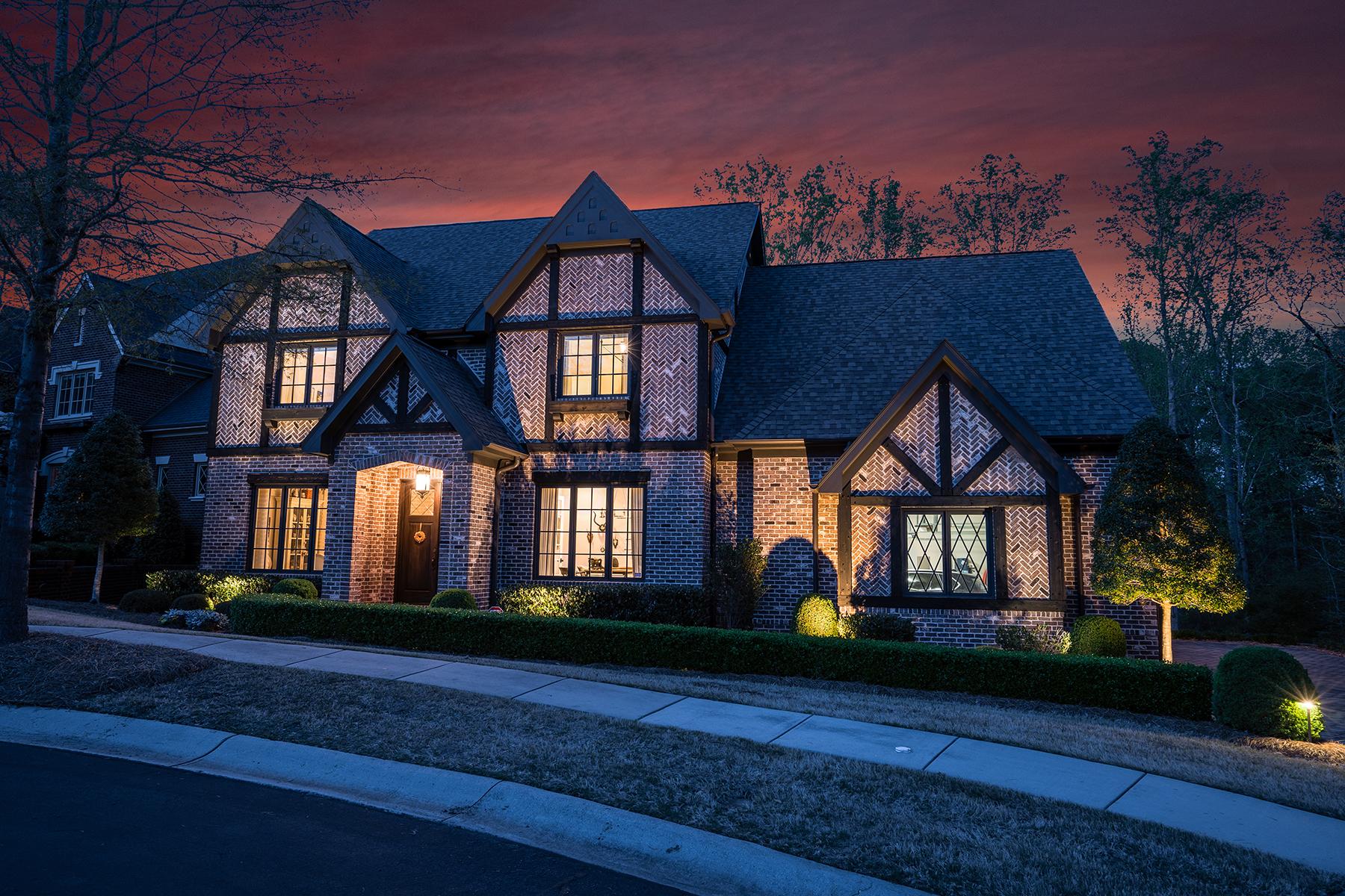 Single Family Homes por un Venta en 9514 Heydon Hall Cir, Charlotte, Carolina Del Norte 28210 Estados Unidos