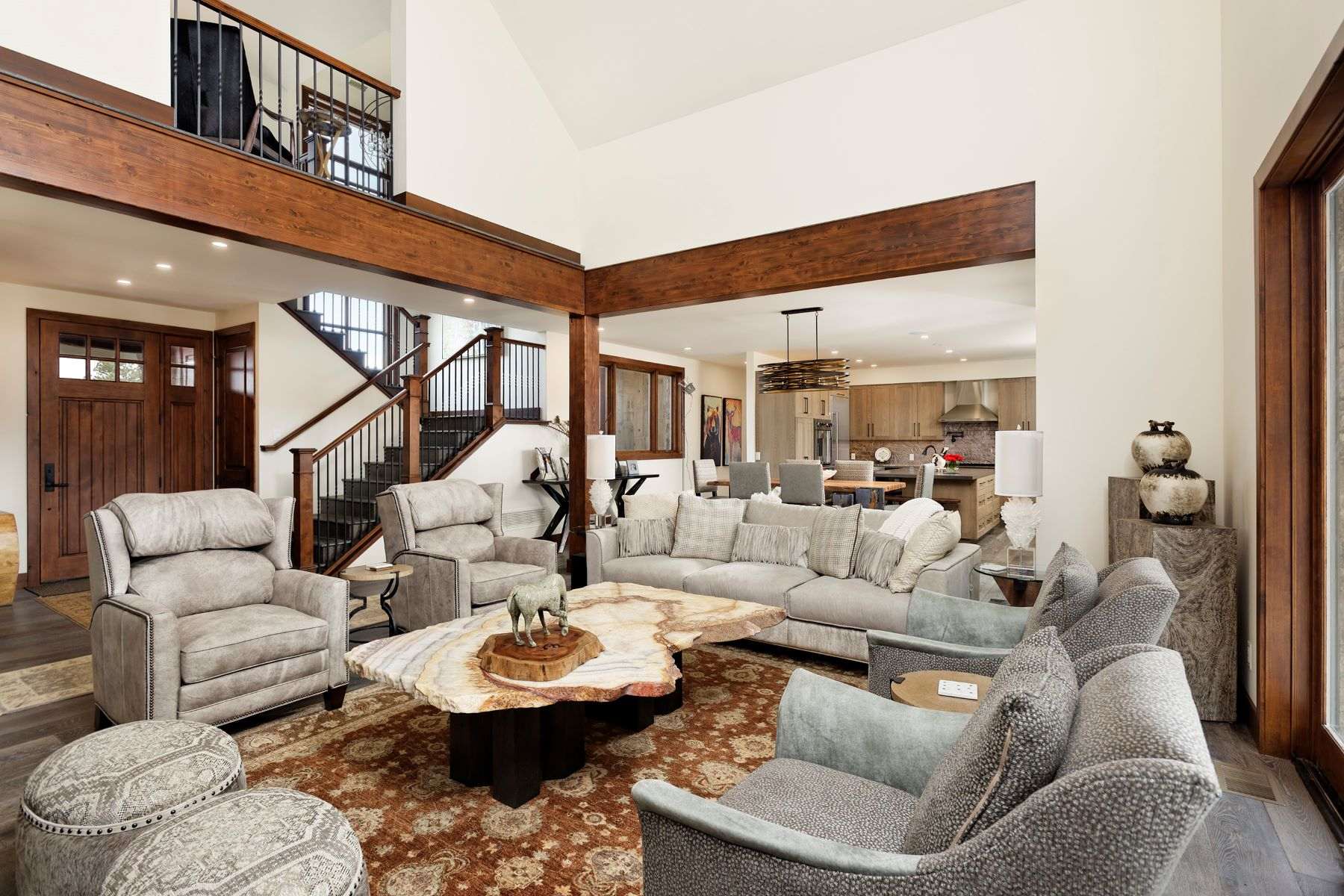 Single Family Homes for Active at Picturesque views of Mt. Sopris 103 Bowles Drive Carbondale, Colorado 81623 United States