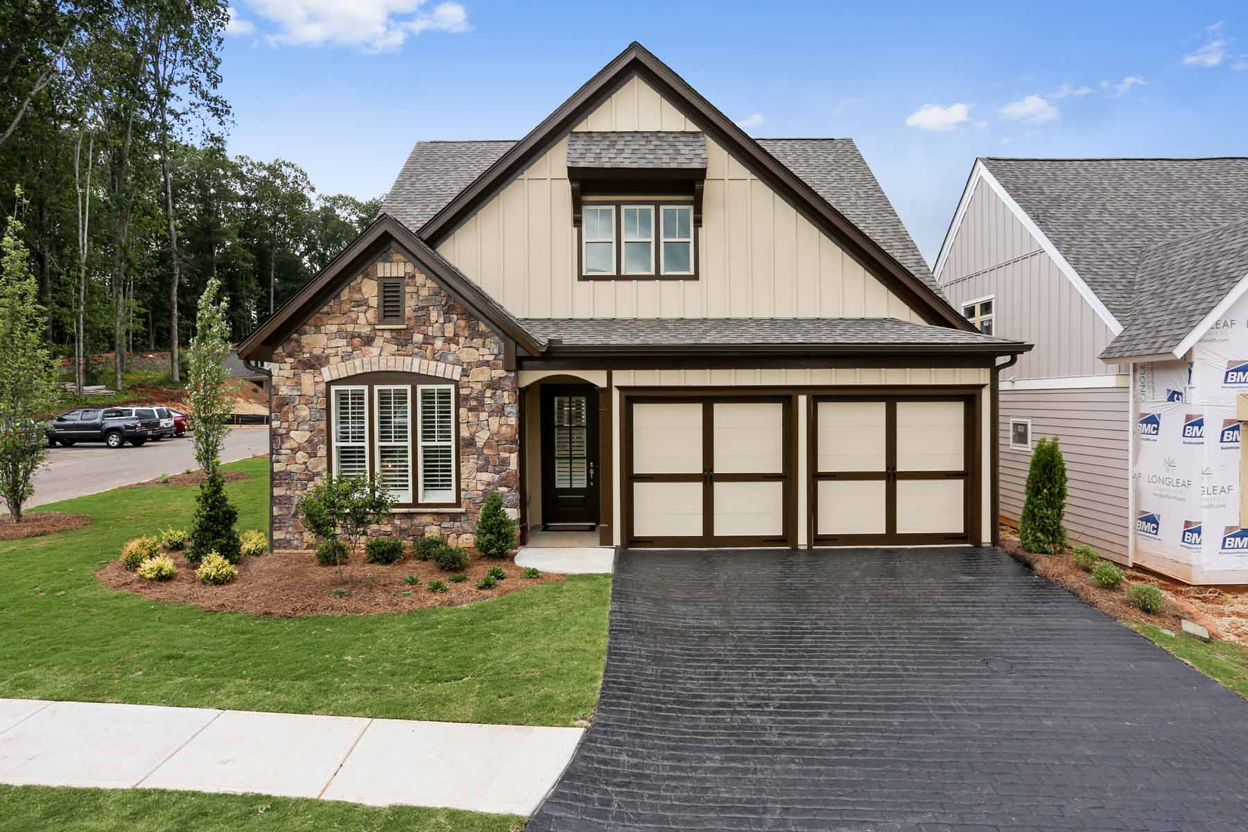 Casa Unifamiliar por un Venta en Open Plan in Gated 55+ Community 378 Hotchkiss Ln, Marietta, Georgia, 30064 Estados Unidos