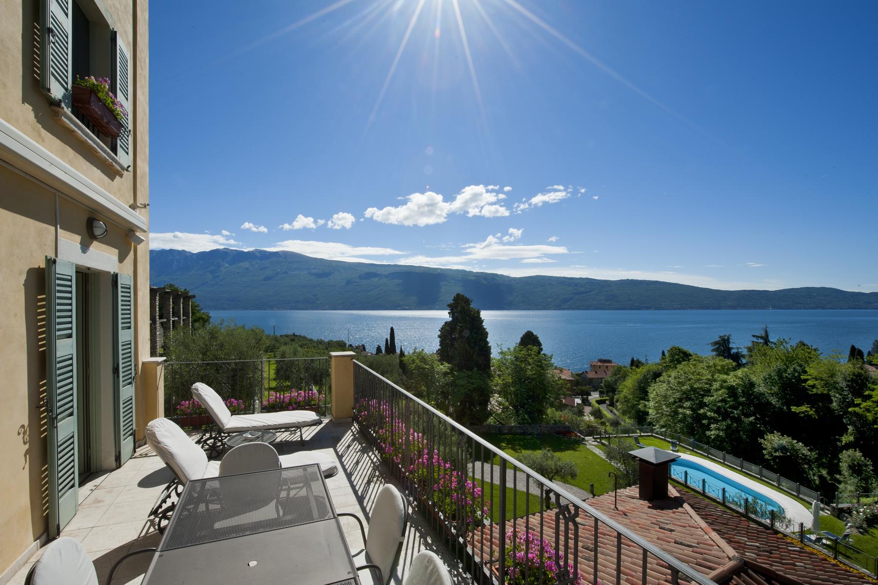 Single Family Home for Sale at Incomparable property with amazing lakeview Via della Libertà Other Brescia, Brescia 25084 Italy