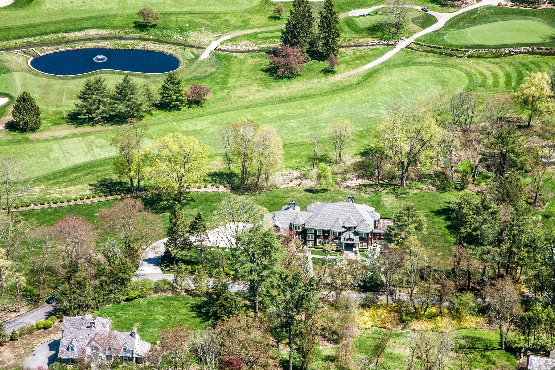 Single Family Homes for Sale at Petersville Farm 12 Petersville Road Mount Kisco, New York 10549 United States