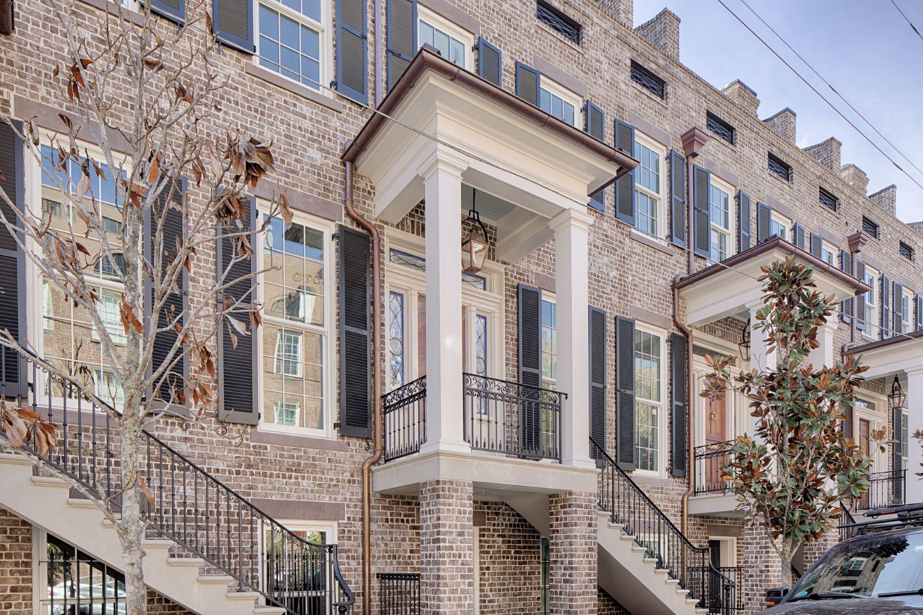 Enfamiljshus för Försäljning vid 13 East Macon Street 13 East Macon Street Savannah, Georgien 31401 Usa