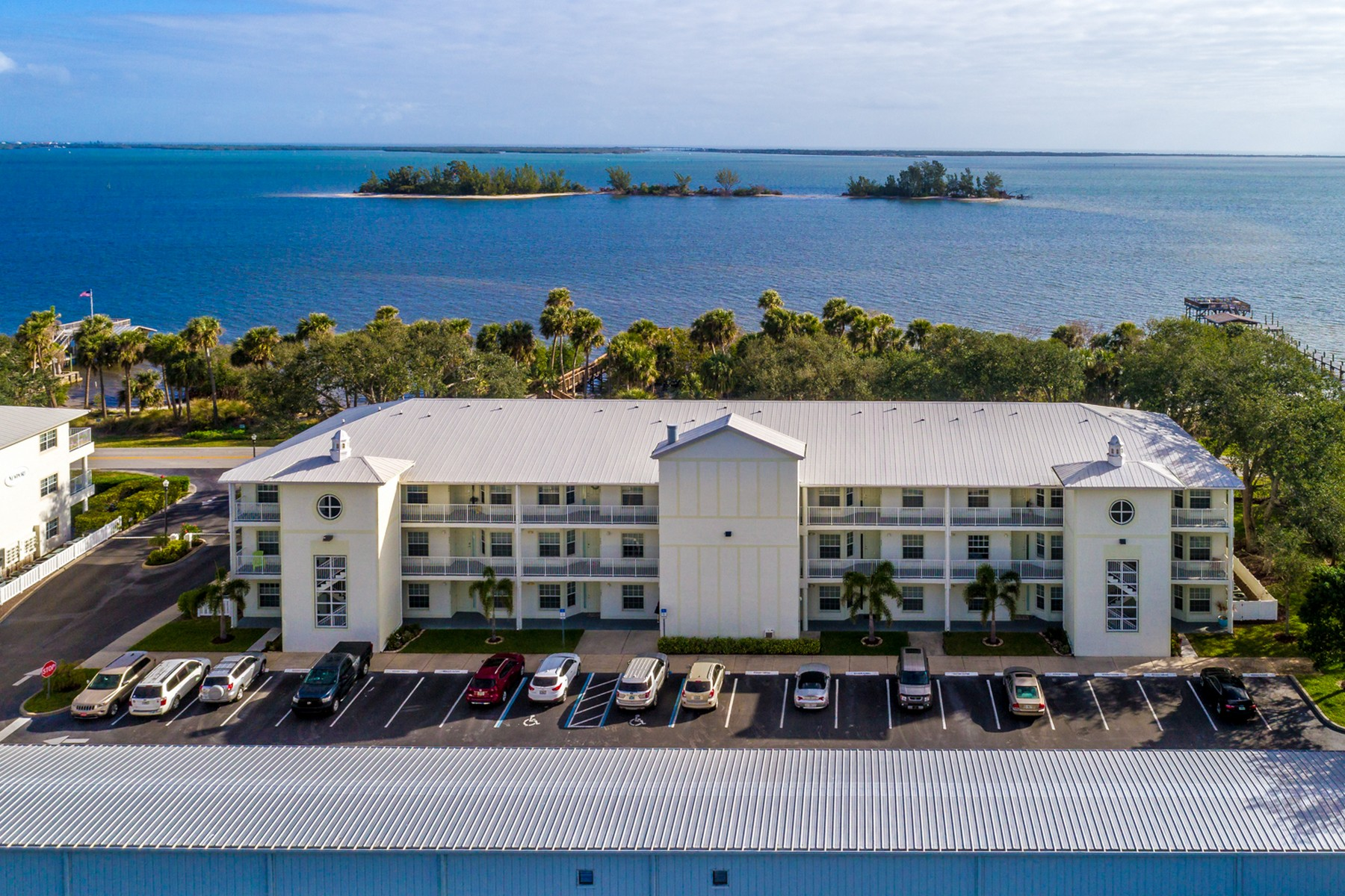 Condominium for Sale at River Views at Inlet of Sebastian 13530 Westport Drive Sebastian, Florida 32958 United States