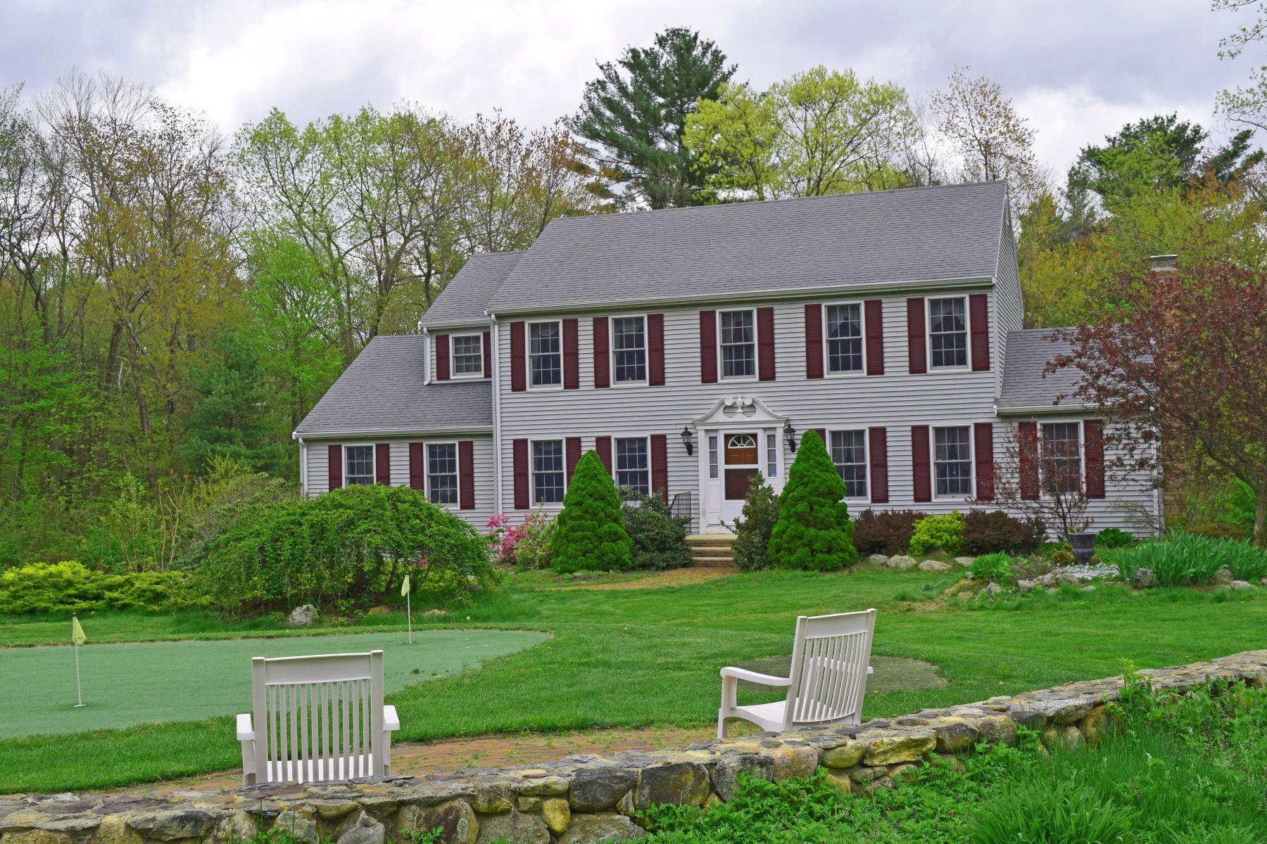 Einfamilienhaus für Verkauf beim 37 EBH 37 East Bare Hill Road Harvard, Massachusetts, 01451 Vereinigte Staaten