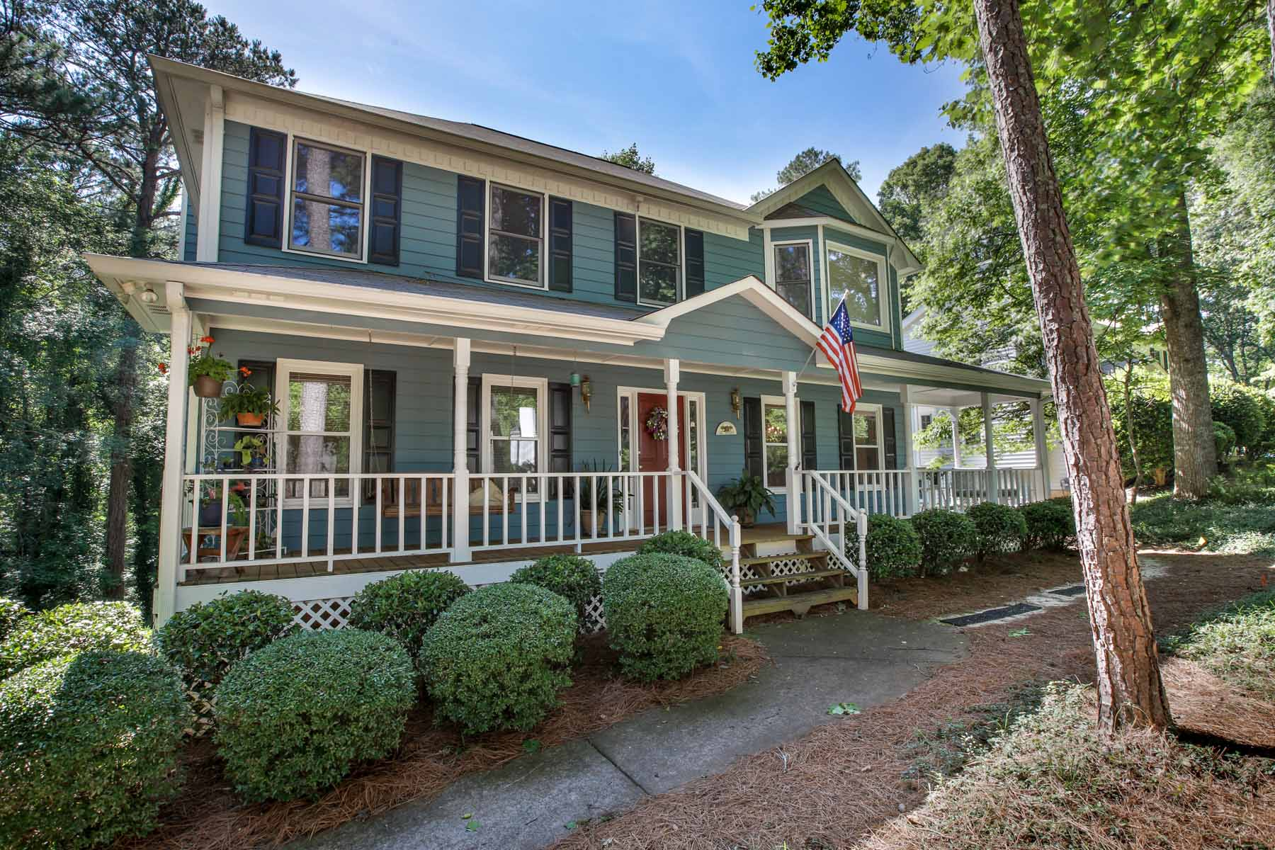 Casa Unifamiliar por un Venta en 1408 Silver Fox Run Woodstock, Georgia, 30188 Estados Unidos