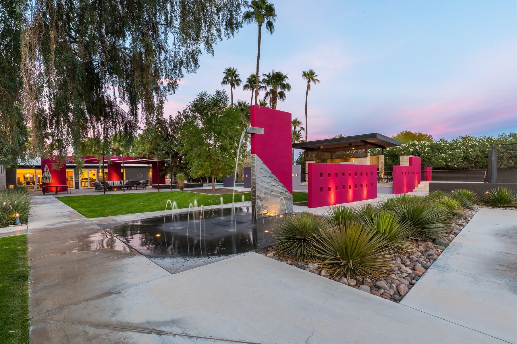 獨棟家庭住宅 為 出售 在 Resort style living in Mockingbird Meadows 6833 E Belmont Circle, Paradise Valley, 亞利桑那州, 85253 美國