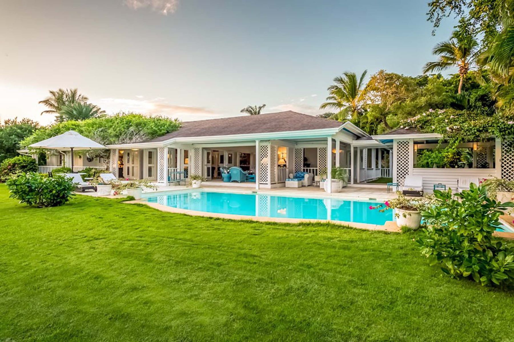 Single Family Home for Rent at Traditional Flare with Exceptional Ocean and Golf Views Casa De Campo, La Romana Dominican Republic