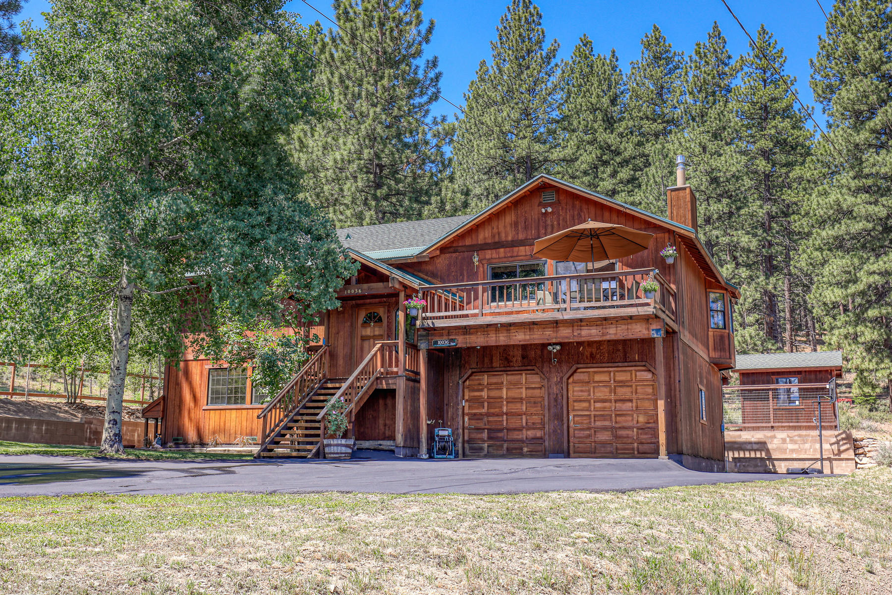 Single Family Homes for Active at Amazing Views, Privacy and Conveniences 10036 The Strand Truckee, California 96161 United States