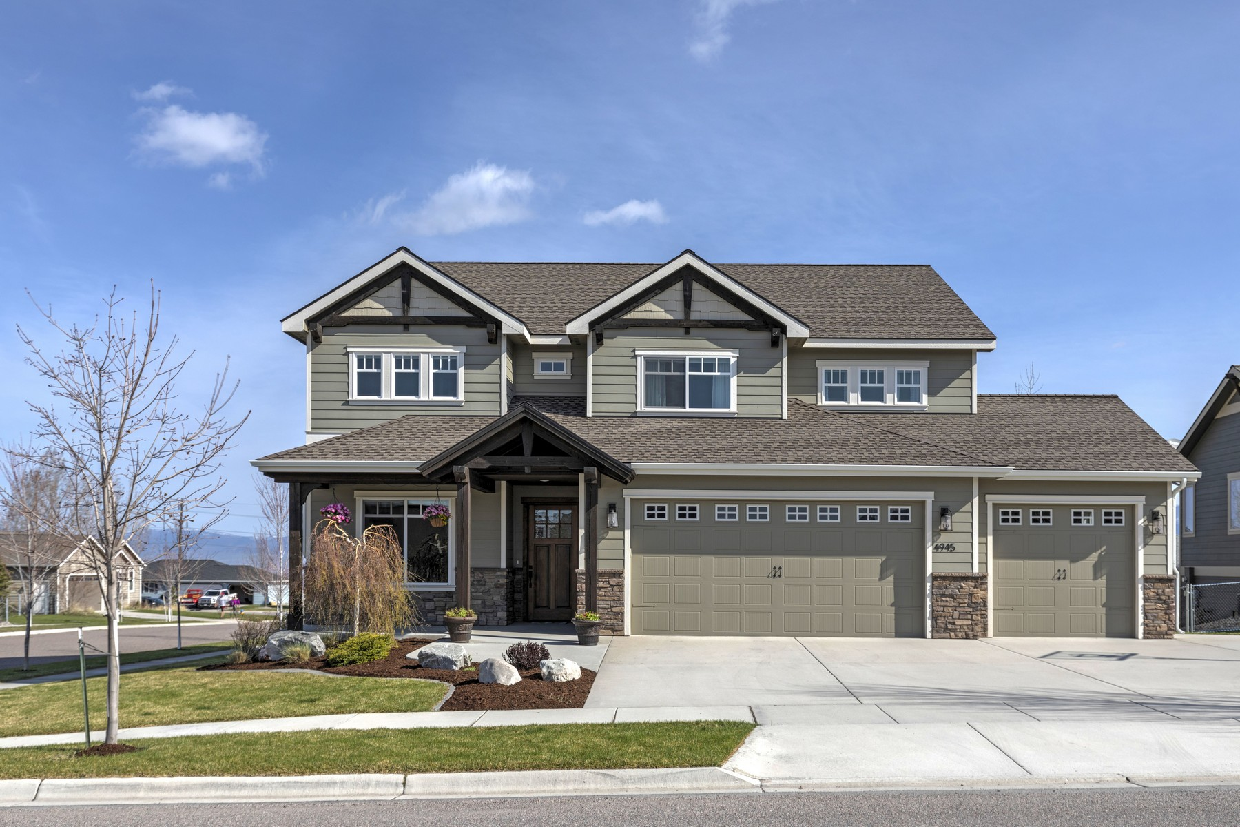 Single Family Homes for Sale at 4945 Jeff Drive Missoula, Montana 59803 United States