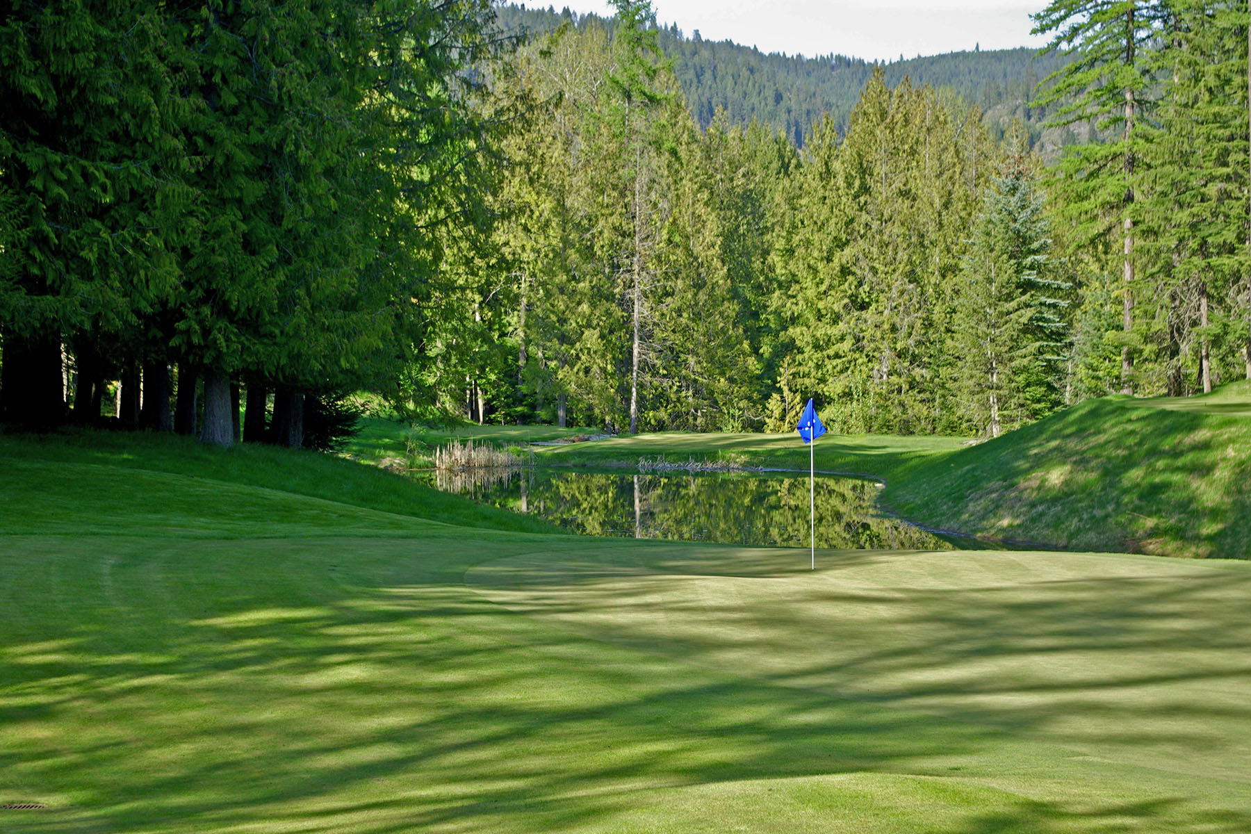 Land for Sale at The Idaho Club, Lot D-1 Lot 1 Blk 9 3rd S Idaho Club Drive Sandpoint, Idaho 83864 United States