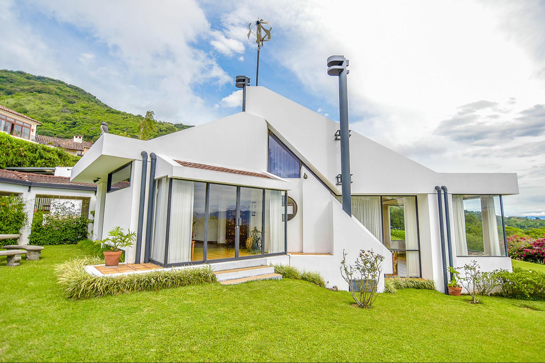 Single Family Homes for Sale at Escazú Mountain Retreat Escazu, San Jose Costa Rica