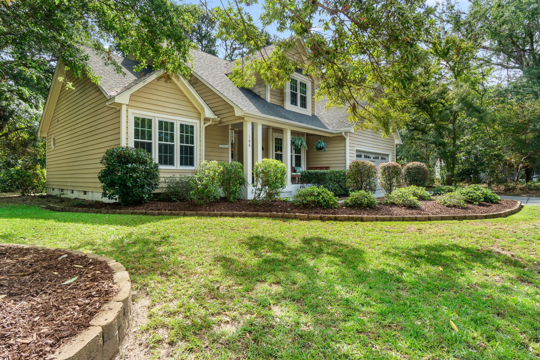 Single Family Homes for Sale at Exceptional Home in Pine Knoll Shores 106 Fern Ct Pine Knoll Shores, North Carolina 28512 United States