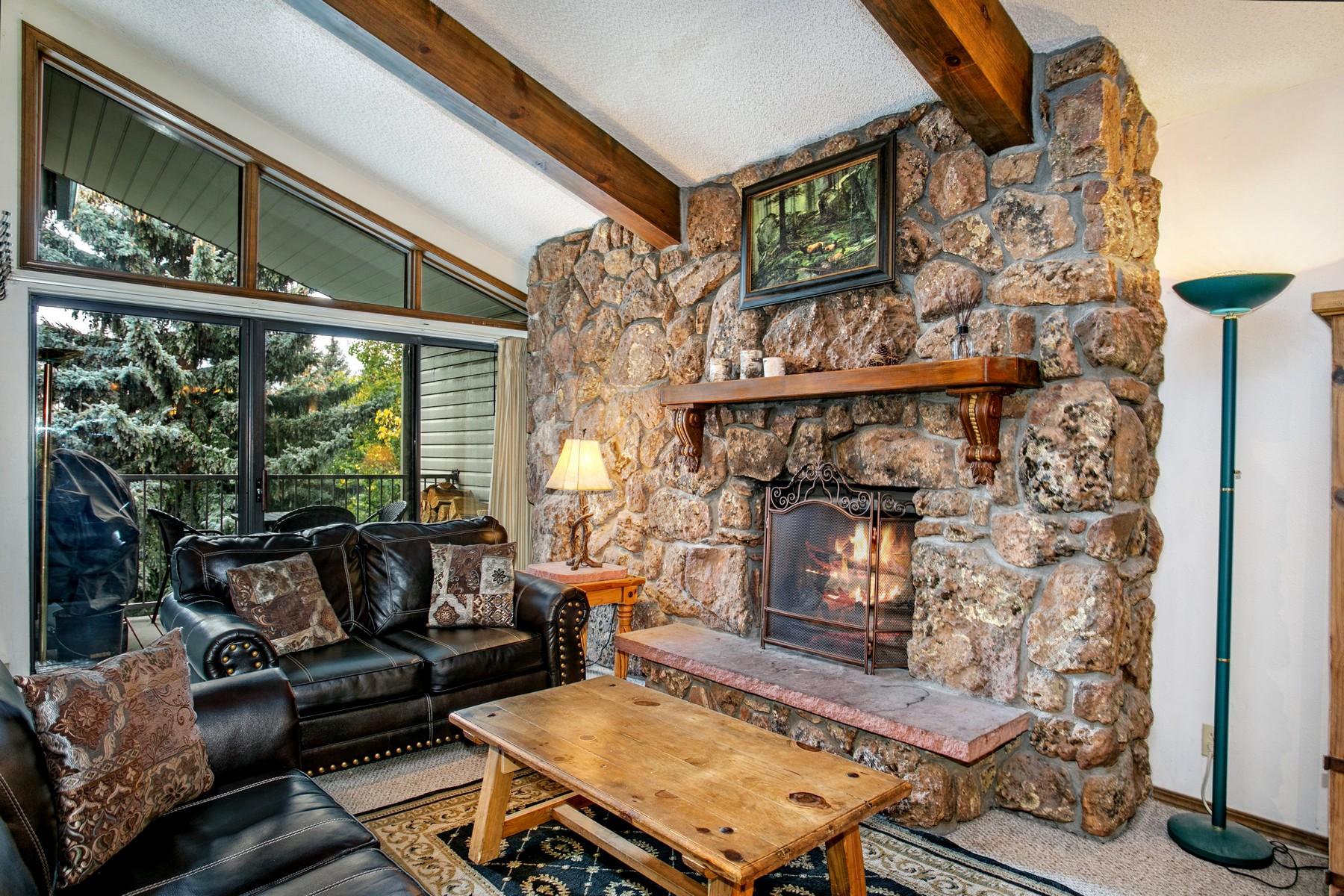 Condominiums για την Πώληση στο Avon Lake Villas #25 177 Lake Street #25, Avon, Κολοραντο 81620 Ηνωμένες Πολιτείες