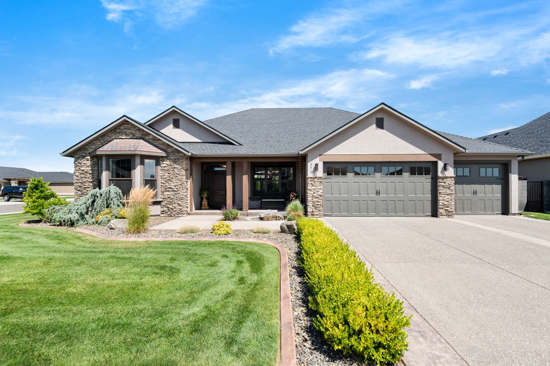 Single Family Homes for Sale at Former Parade of Homes Entry 6678 Whitestone Street West Richland, Washington 99353 United States