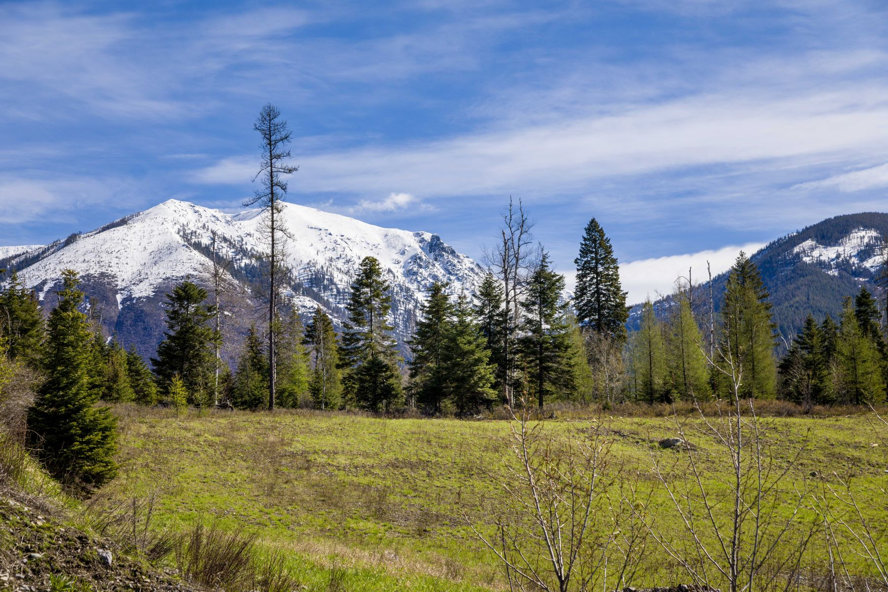 Land for Active at Mt-83 Bigfork, Montana 59911 United States