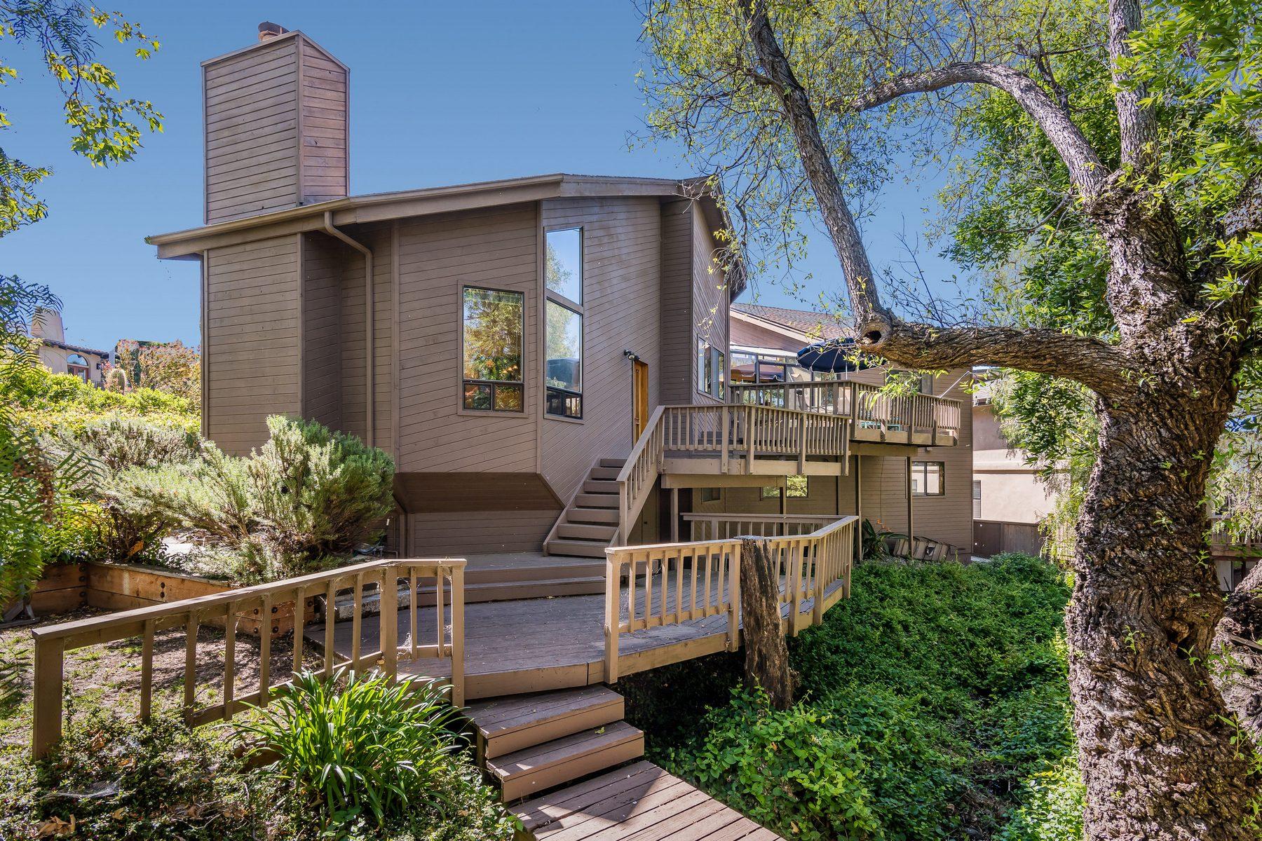 Einfamilienhaus für Verkauf beim Spacious Home On the Creek 3315 Barranca Ct. San Luis Obispo, Kalifornien, 93401 Vereinigte Staaten