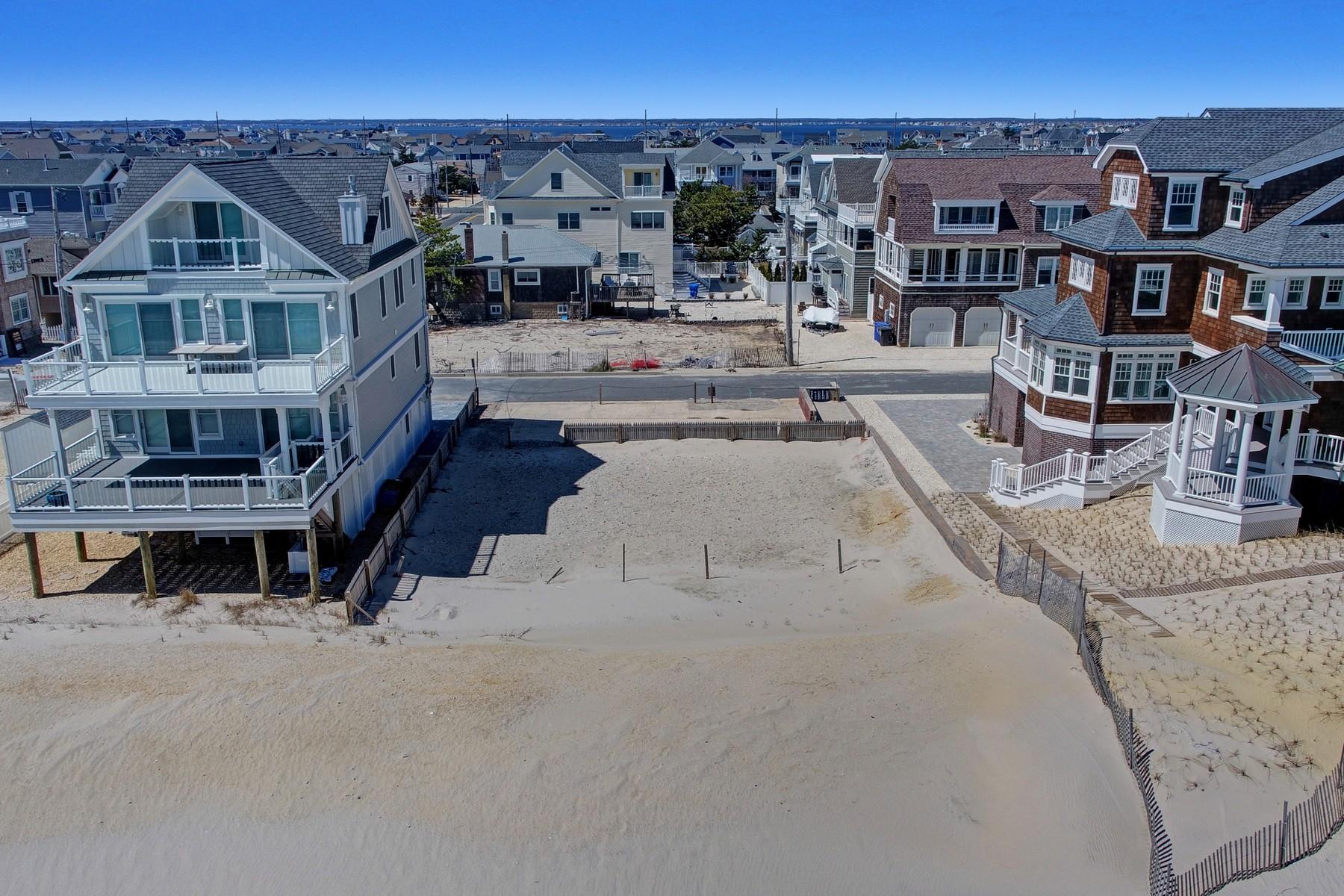 土地 のために 売買 アット Buildable Normandy Beach Oceanfront Lot 3666 Ocean Terrace Normandy Beach, ニュージャージー 08739 アメリカ合衆国