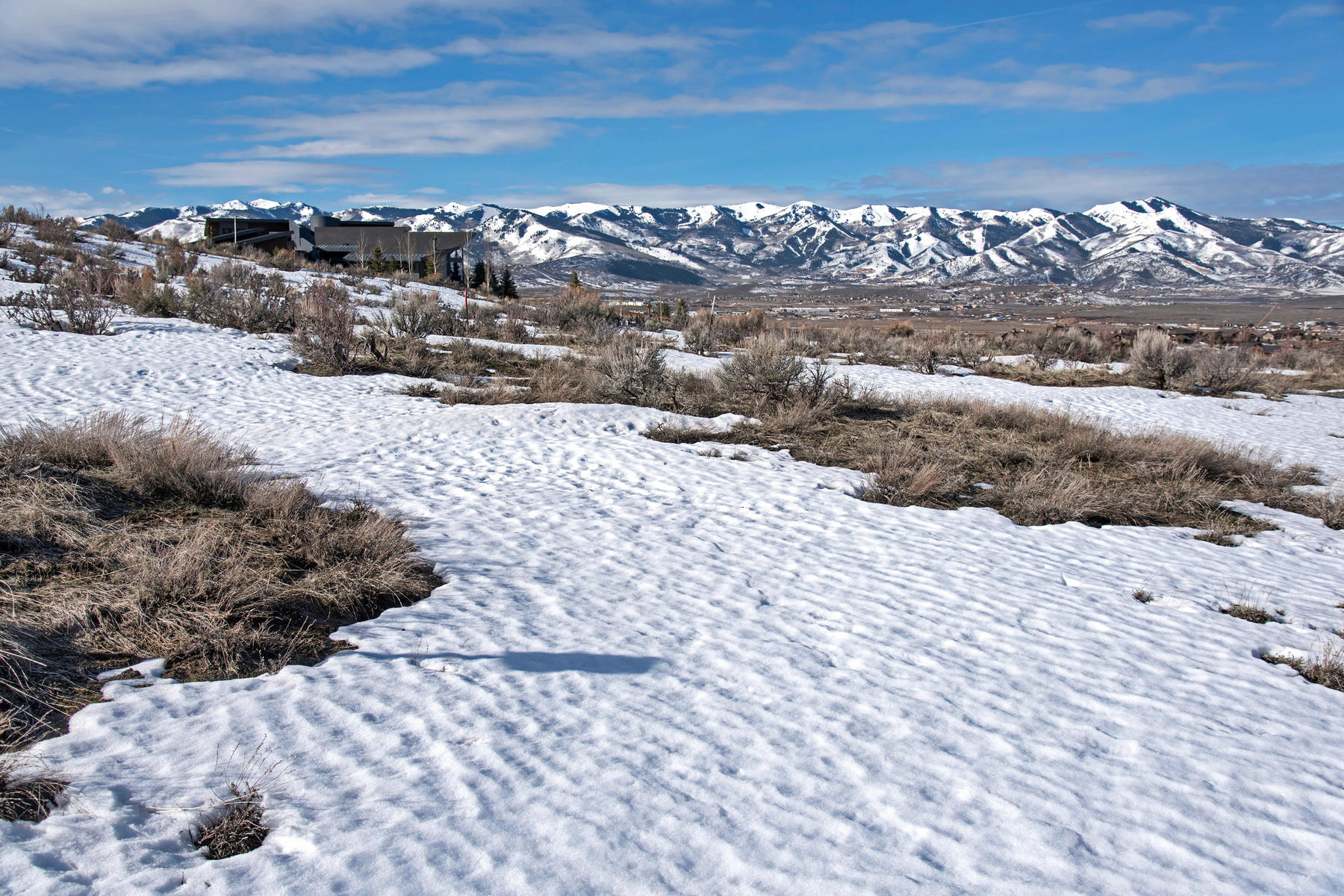 Terrain pour l Vente à Premier Sunset Ridge Lot 7518 Sage Meadow Rd Lot 16 Park City, Utah, 84098 États-Unis