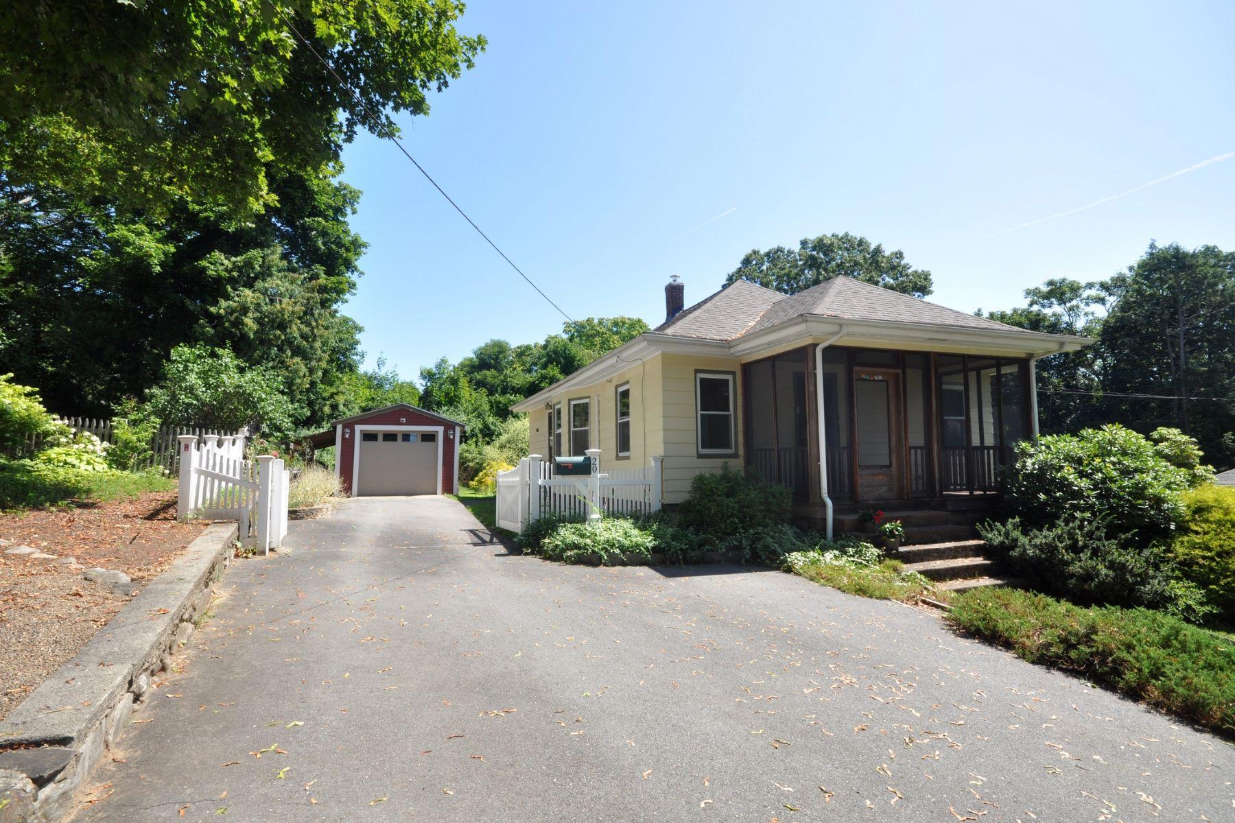 Single Family Homes for Sale at 20 Lewis St Maynard, Massachusetts 01754 United States