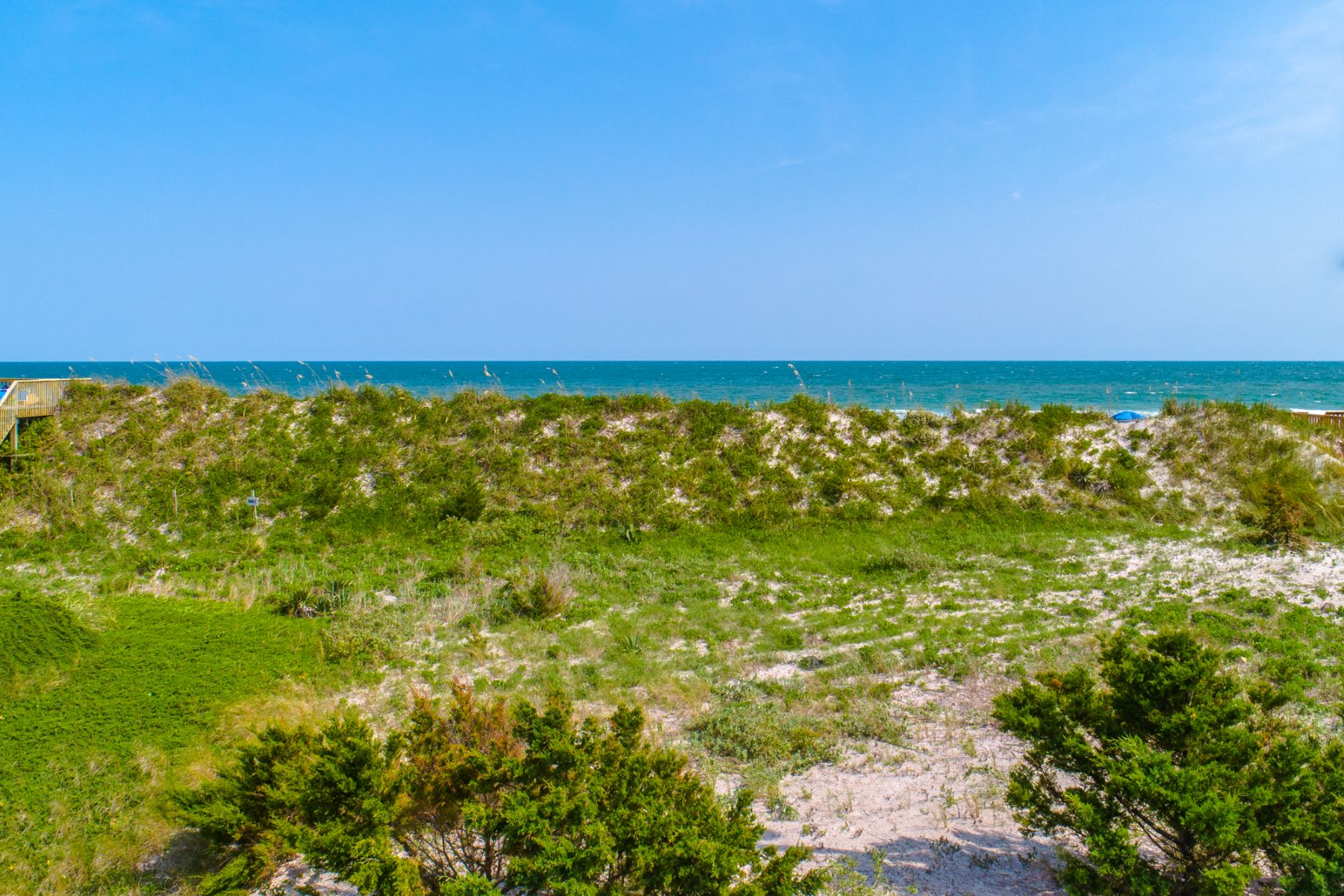 Land for Active at OceanFront Property in Topsail Beach 1507 Ocean Blvd Topsail Beach, North Carolina 28445 United States
