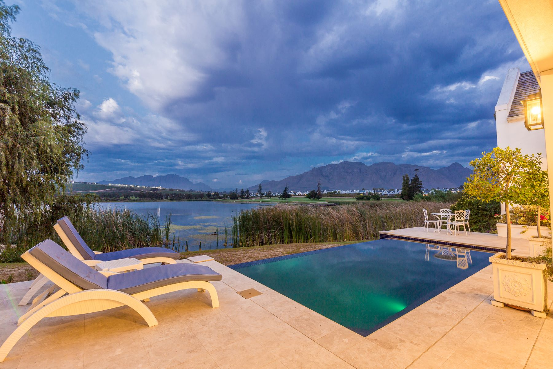 Villa per Vendita alle ore De Zalze Winelands Golf Estate Stellenbosch, Capo Occidentale, 7600 Sudafrica
