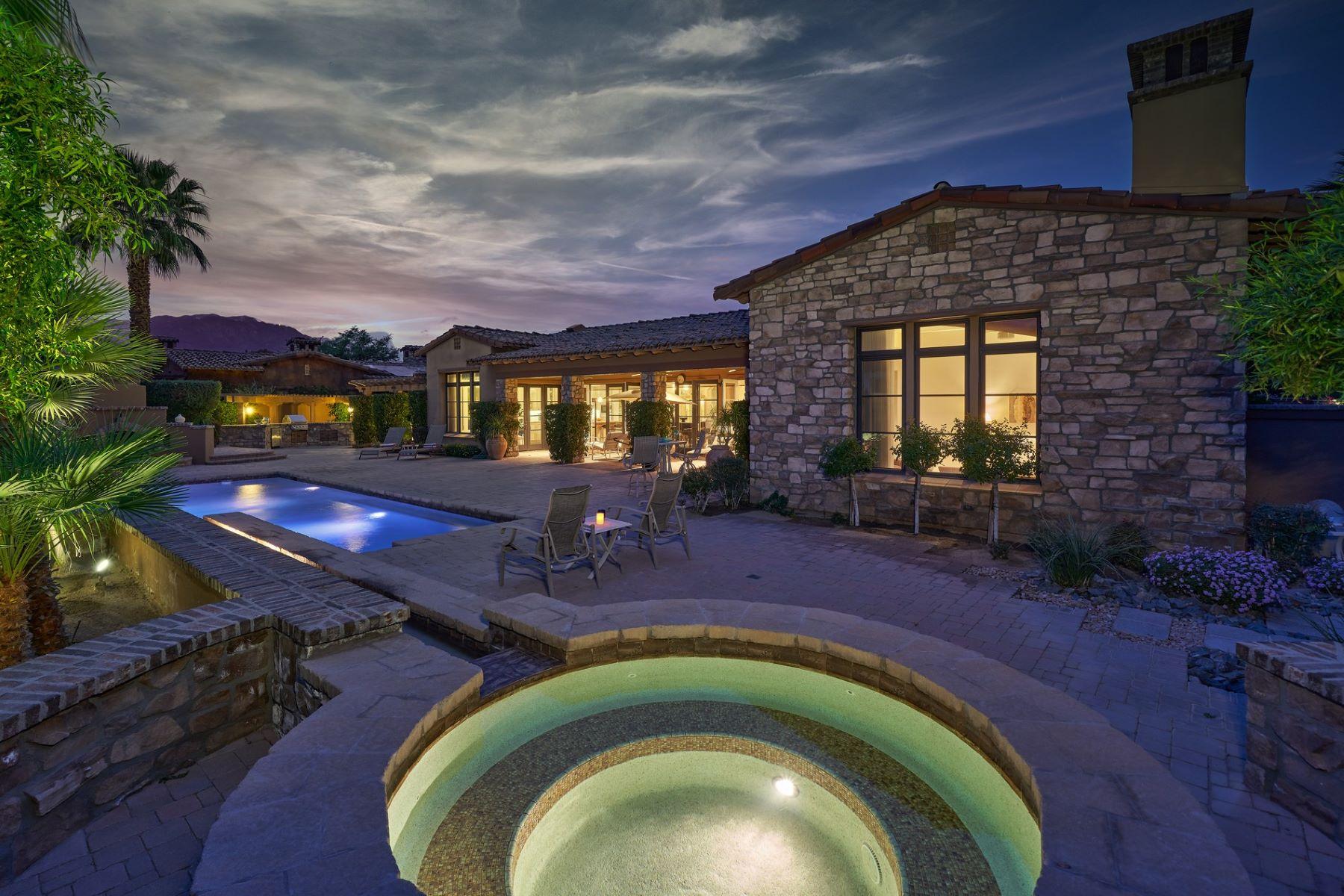Single Family Homes for Sale at 9 Via Perugia Rancho Mirage, California 92270 United States