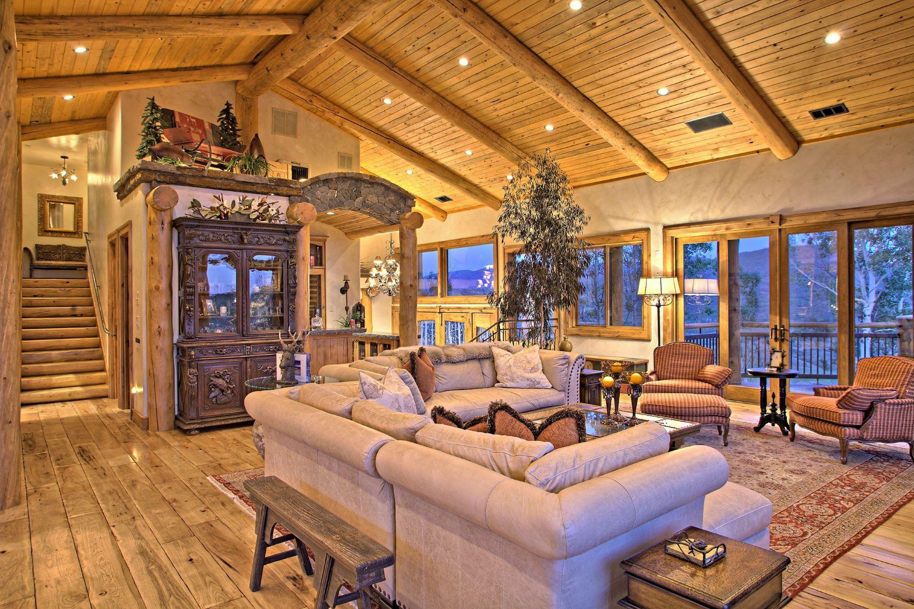 Additional photo for property listing at The Last Resort 26425 Henderson Park Road 奥克里克, 科罗拉多州 80467 美国