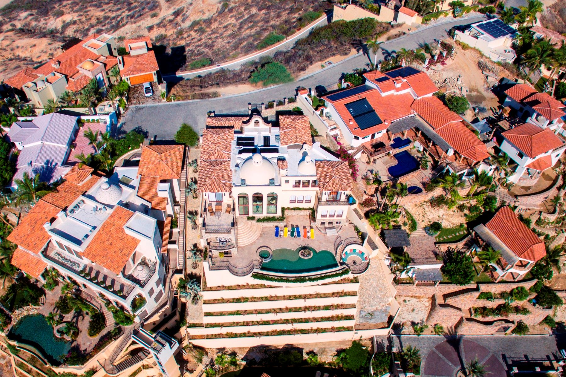 Single Family Home for Sale at Casa Rio De Luna San Jose Del Cabo, Baja California Sur Mexico
