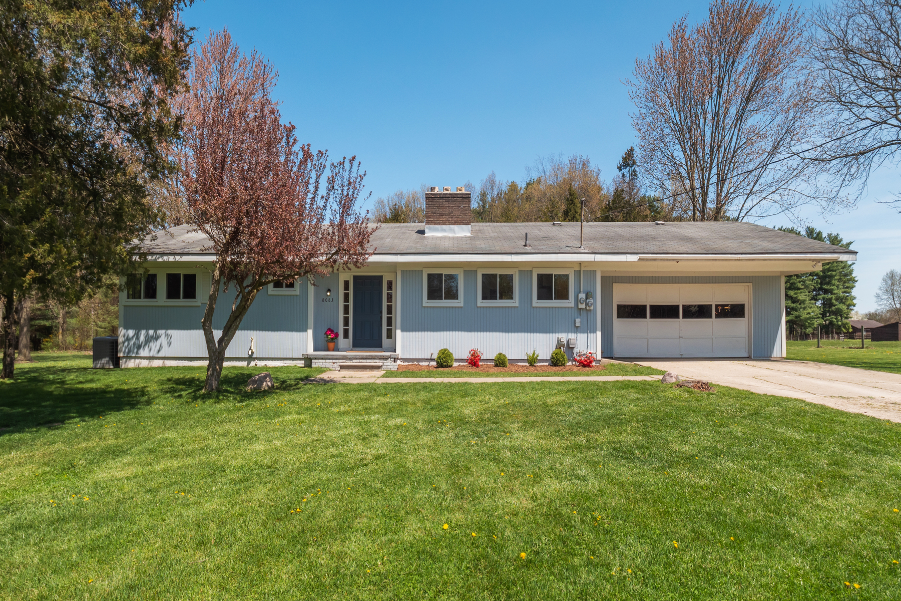Single Family Homes 为 销售 在 Green Oak Township 8083 Fieldcrest Drive Green Oak Twp, 密歇根州 48116 美国