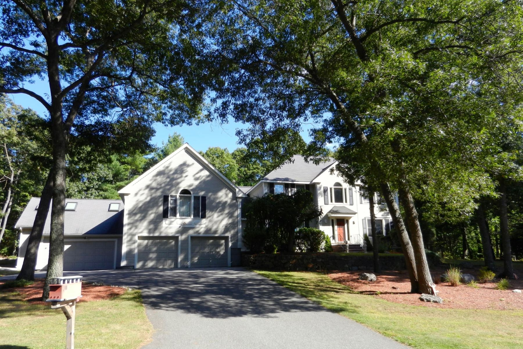 Single Family Home for Sale at The Estates At Page Hill 9 Crestview Road Bedford, Massachusetts 01730 United States