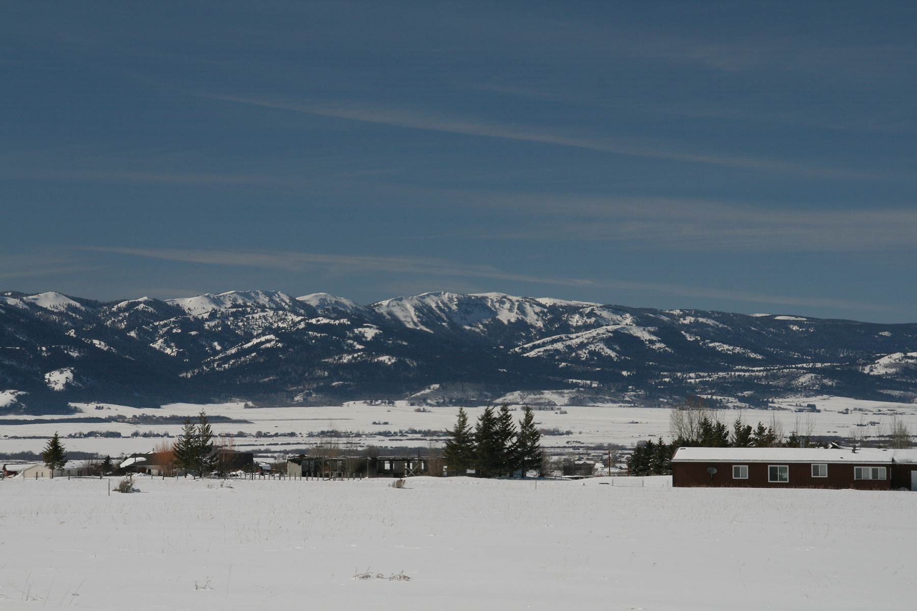 أراضي للـ Sale في 5 Acres of Horse Friendly Property 4850 S 2000 E, Victor, Idaho, 83455 Jackson Hole, United States