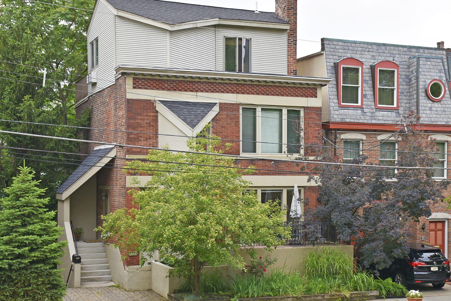 Maison unifamiliale pour l à vendre à 1255 Ida St 1255 Ida St, Mount Adams, Cincinnati, Ohio, 45202 États-Unis