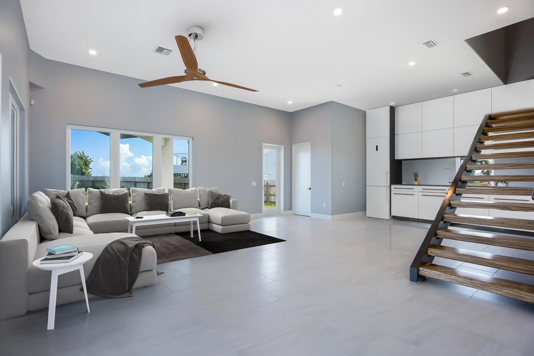 Additional photo for property listing at Contemporary Oceanfront Home 5285 S. Highway A1A Melbourne Beach, Florida 32951 Hoa Kỳ