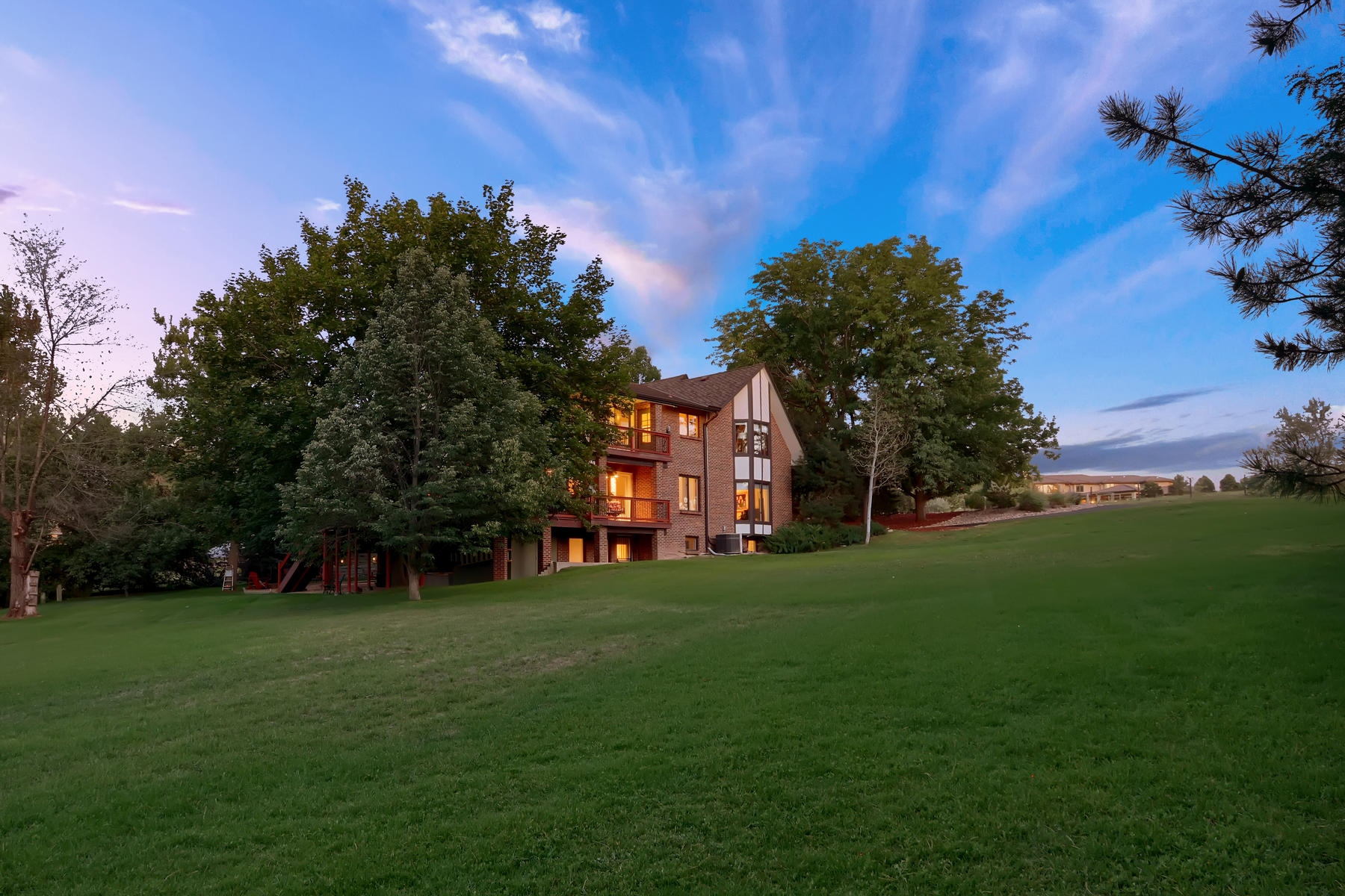 Single Family Homes for Sale at Amazing Setting Near DTC 6937 E Berry Avenue Greenwood Village, Colorado 80111 United States