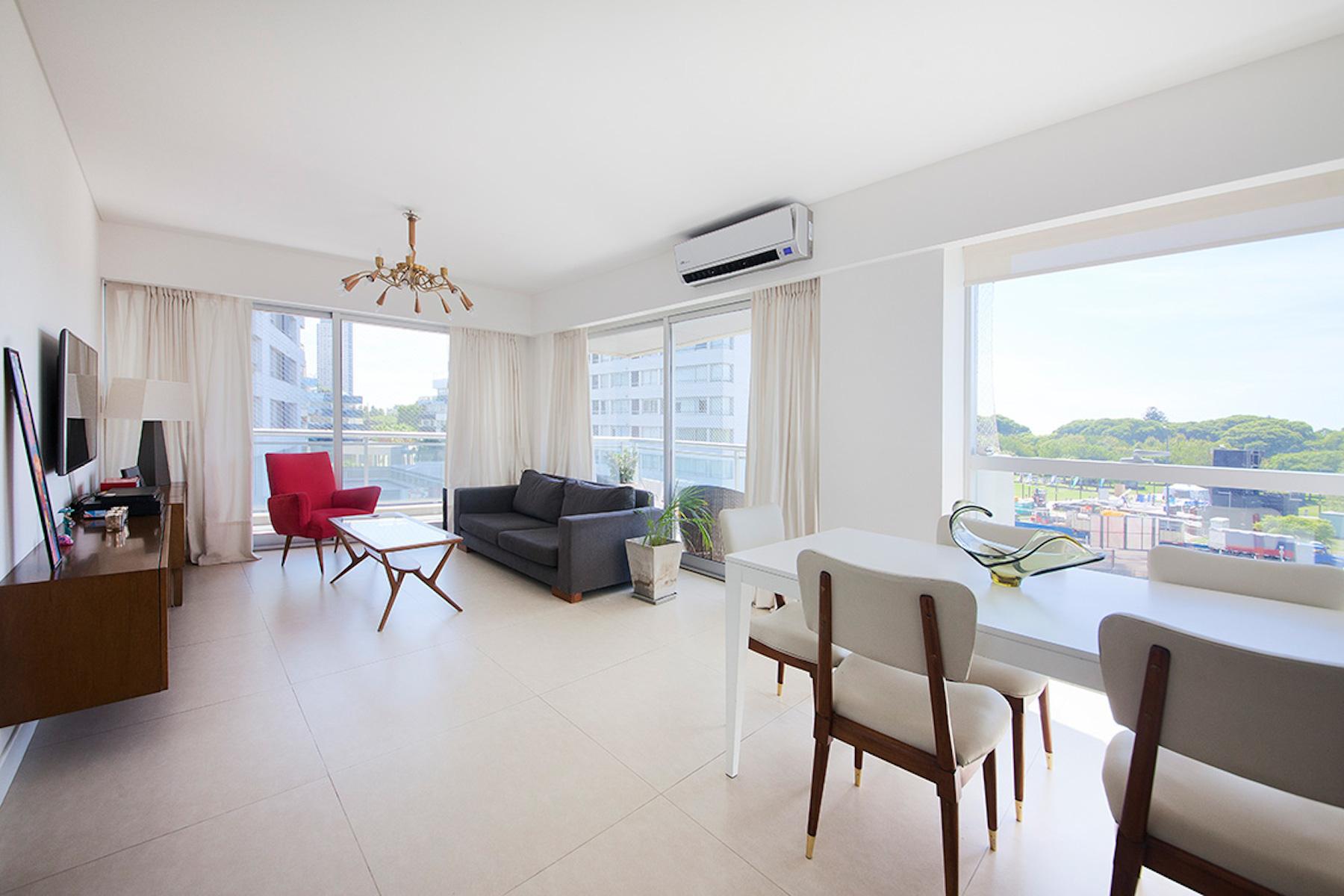 Appartamento per Vendita alle ore Harbour Residences Lola Mora 457 Capital Federal, Buenos Aires, 1107 Argentina