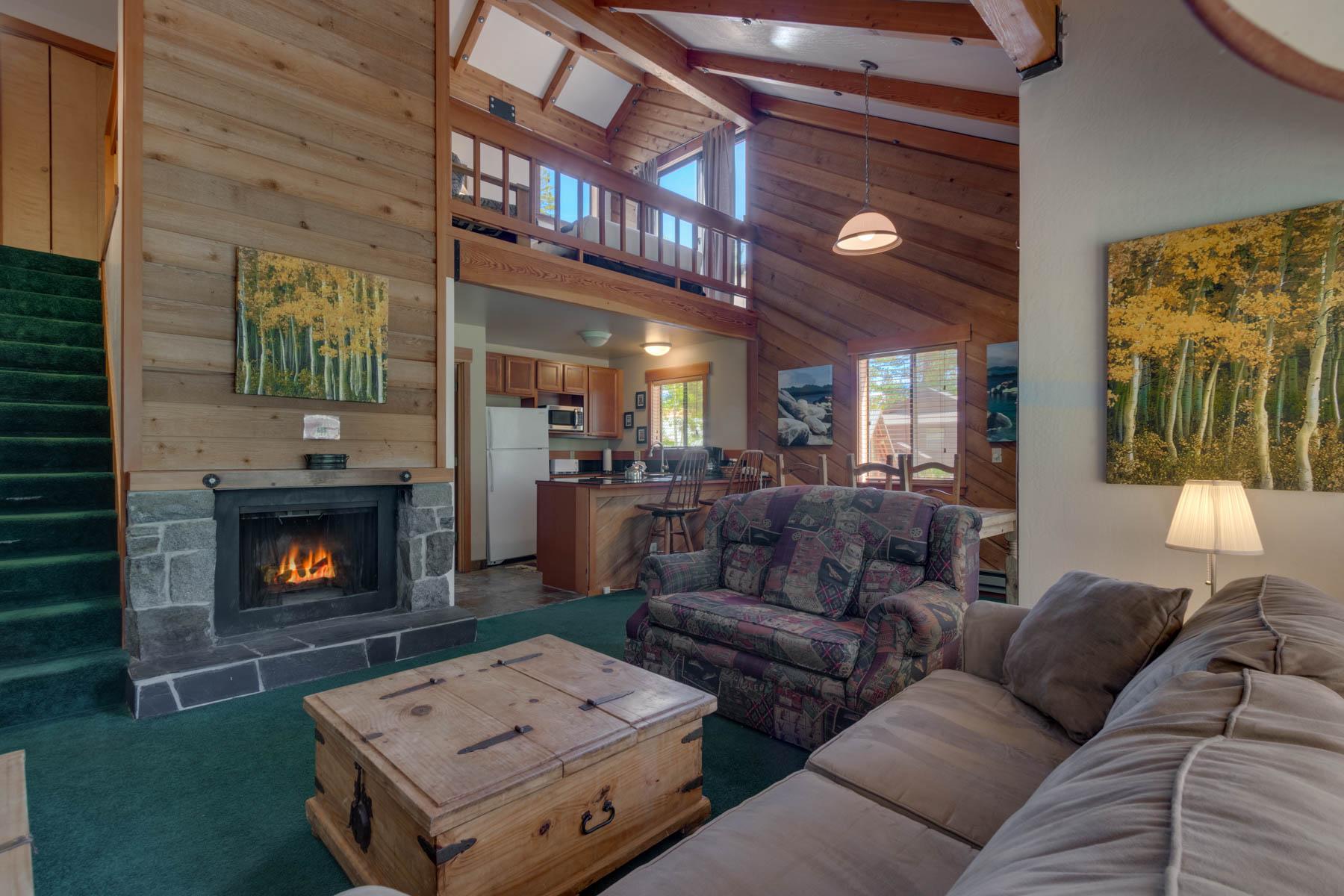 Condominiums for Active at 725 Granlibakken Road Unit#8 CityTahoe City 725 Granlibakken Rd #81 Tahoe City, California 96145 United States