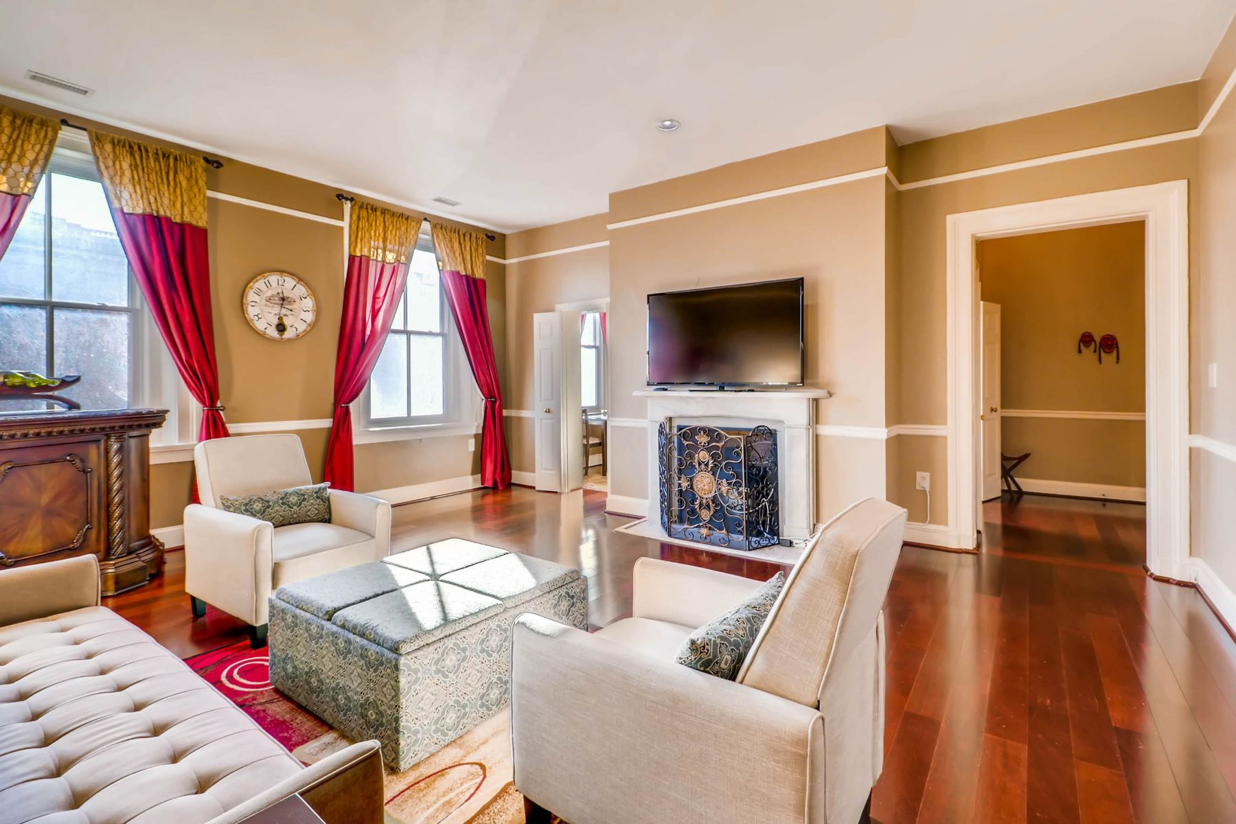 Condominium for Sale at 14 Mount Vernon Place #203 14 Mount Vernon Place #203 Baltimore, Maryland 21202 United States