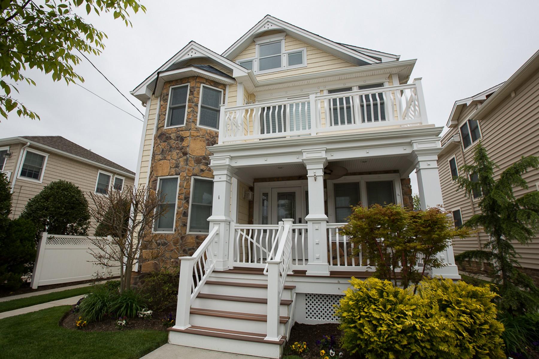 Maison unifamiliale pour l à louer à 1 N Clermont Avenue Margate, New Jersey 08402 États-Unis