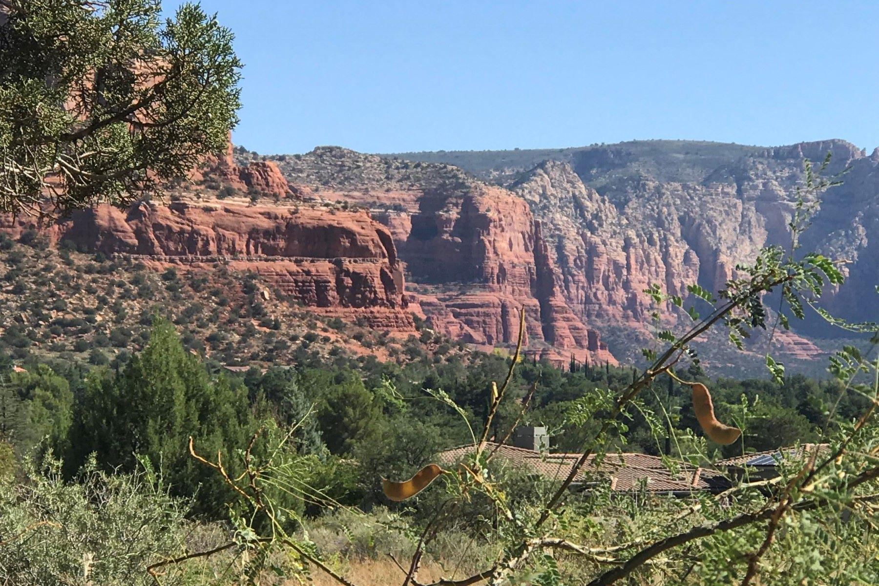 Land for Active at 5 Acre Parcel With Breathtaking Views 85 Via Del Viento Sedona, Arizona 86351 United States