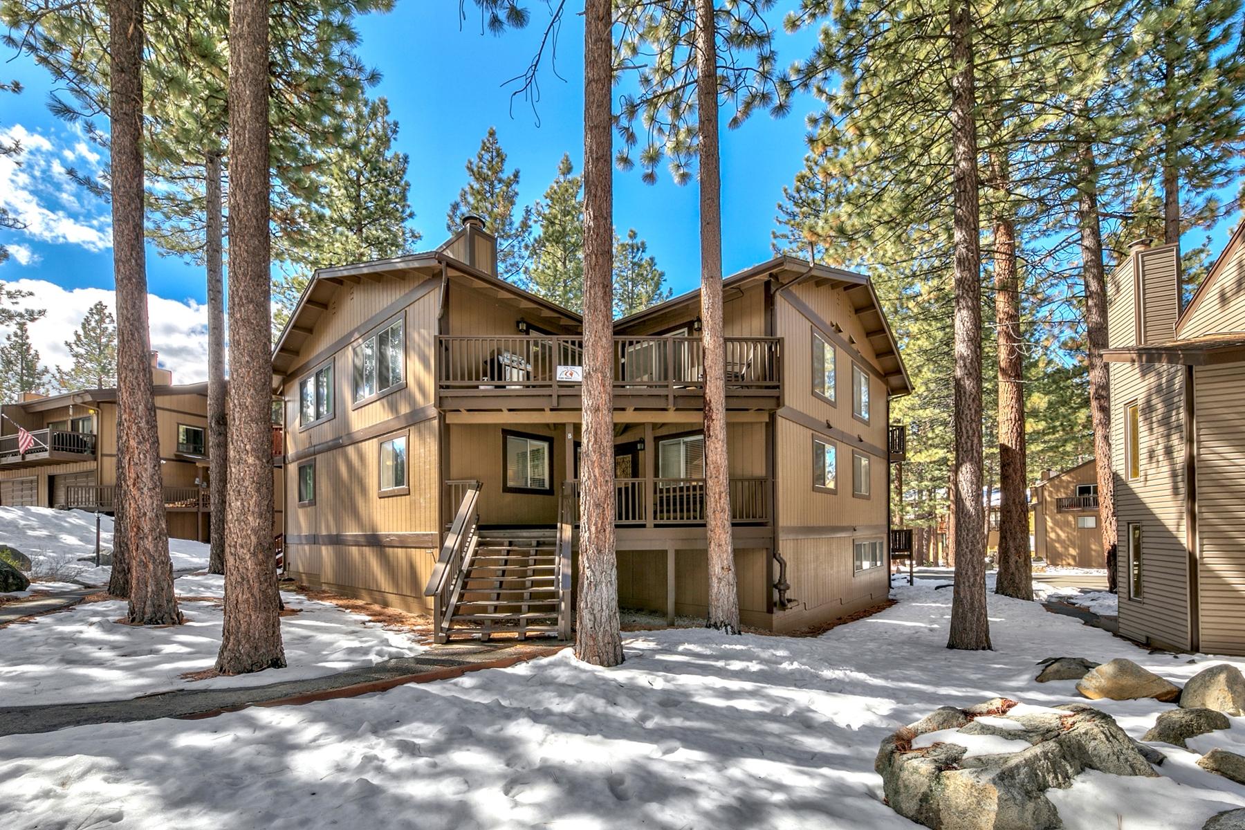 Eigentumswohnung für Verkauf beim 96 B Lake Village Drive Zephyr Cove, Nevada, 89448 Lake Tahoe, Vereinigte Staaten